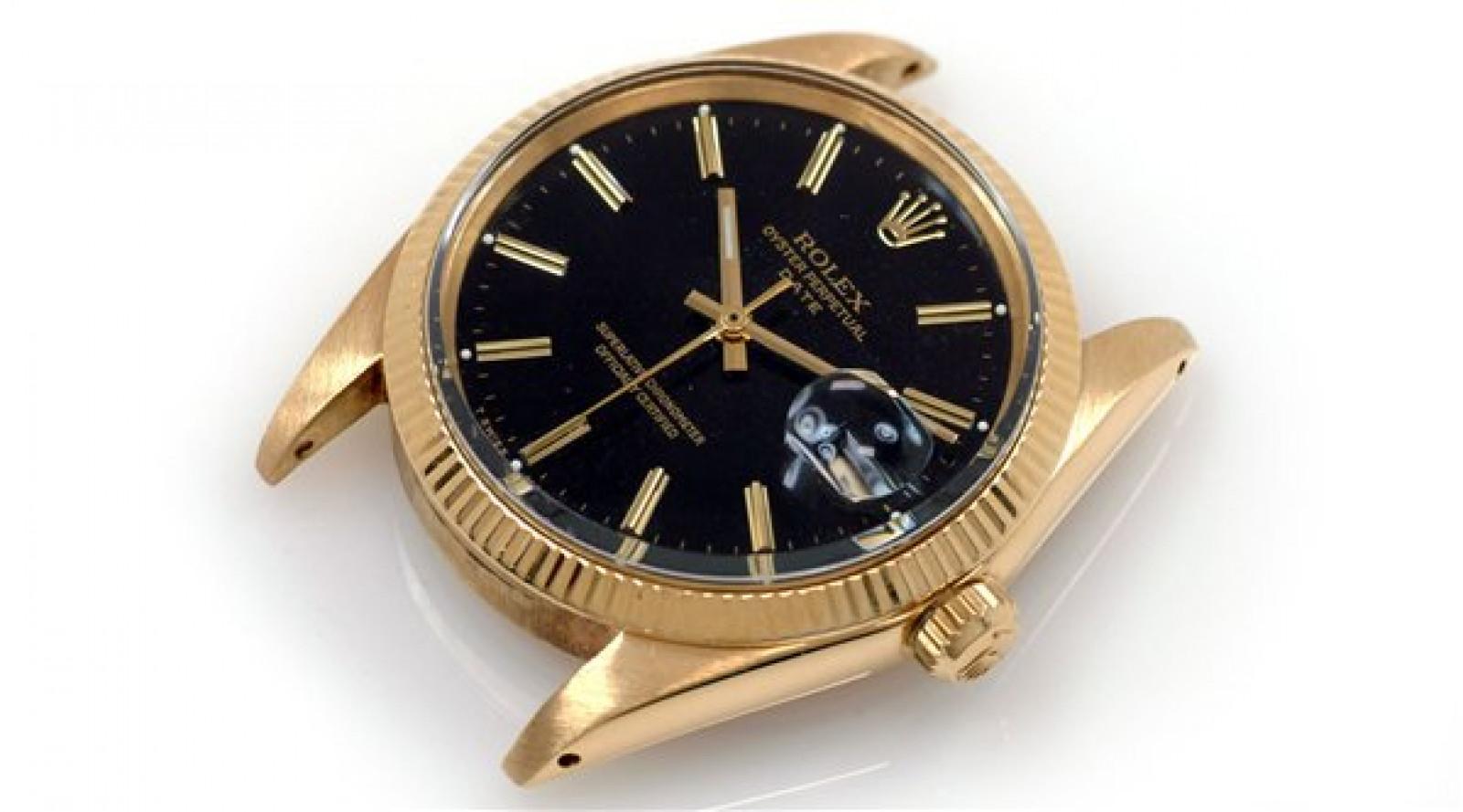 Vintage Rolex Date 1503 Gold Year 1960