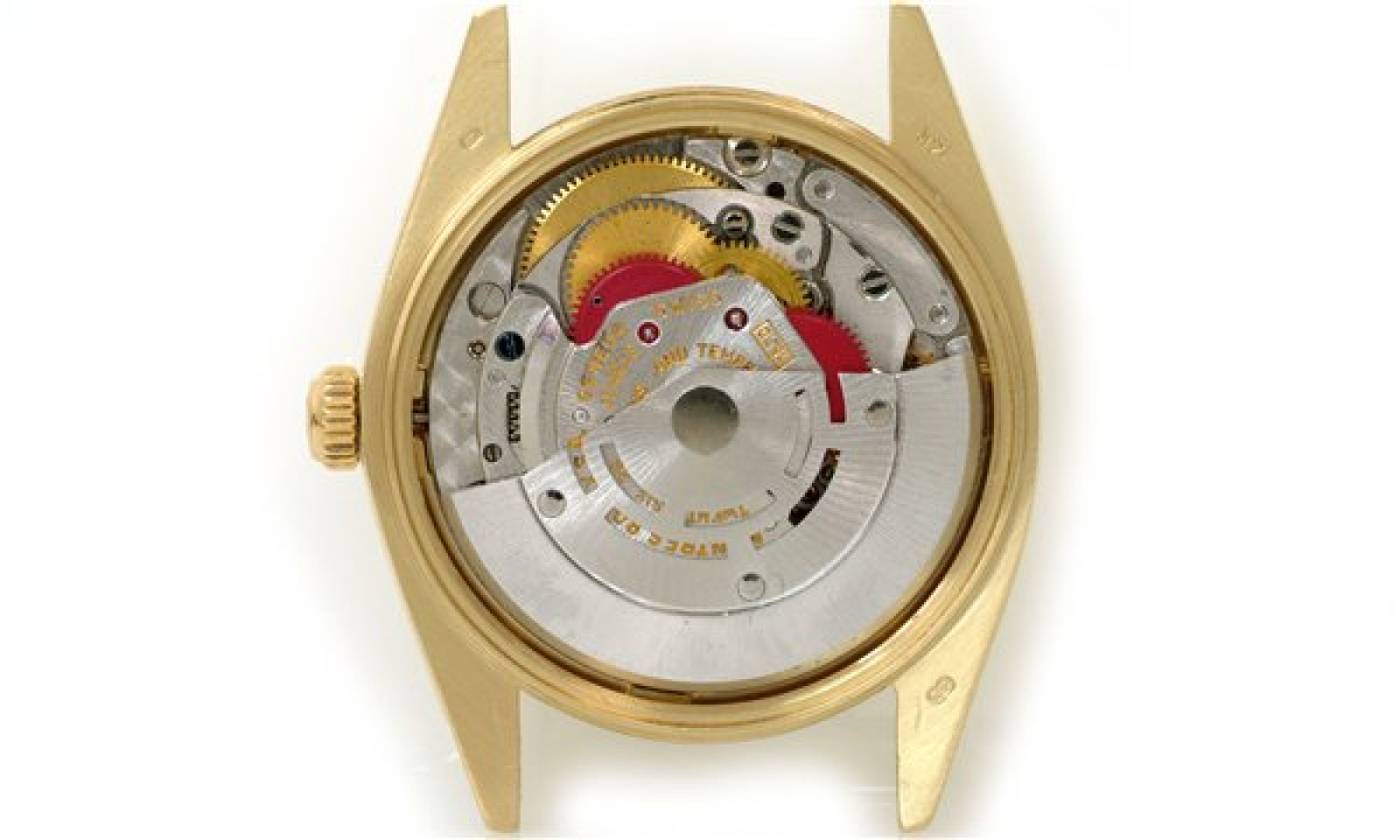 Vintage Gold Rolex Date 1503 Year 1980