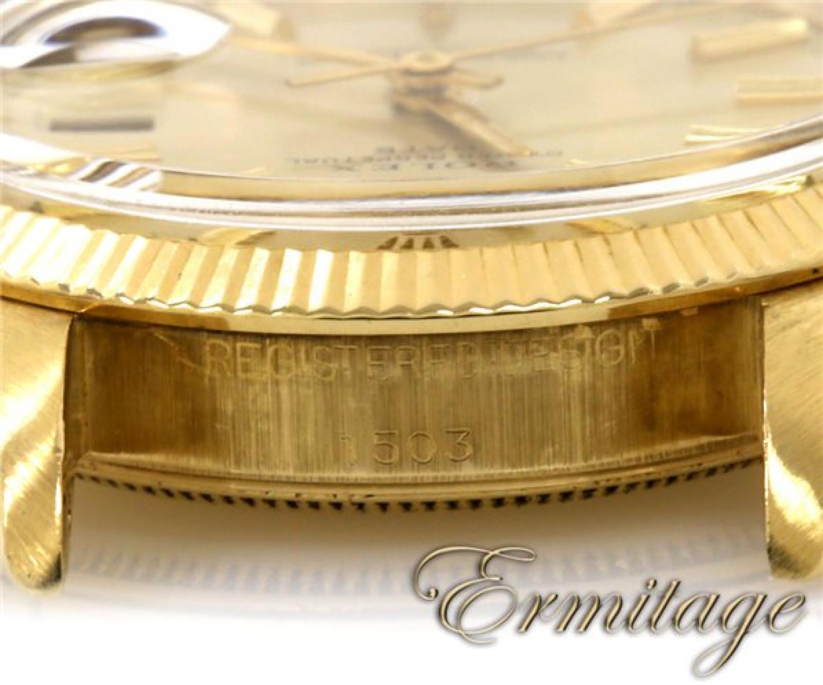 Rolex Date Ref. 1503