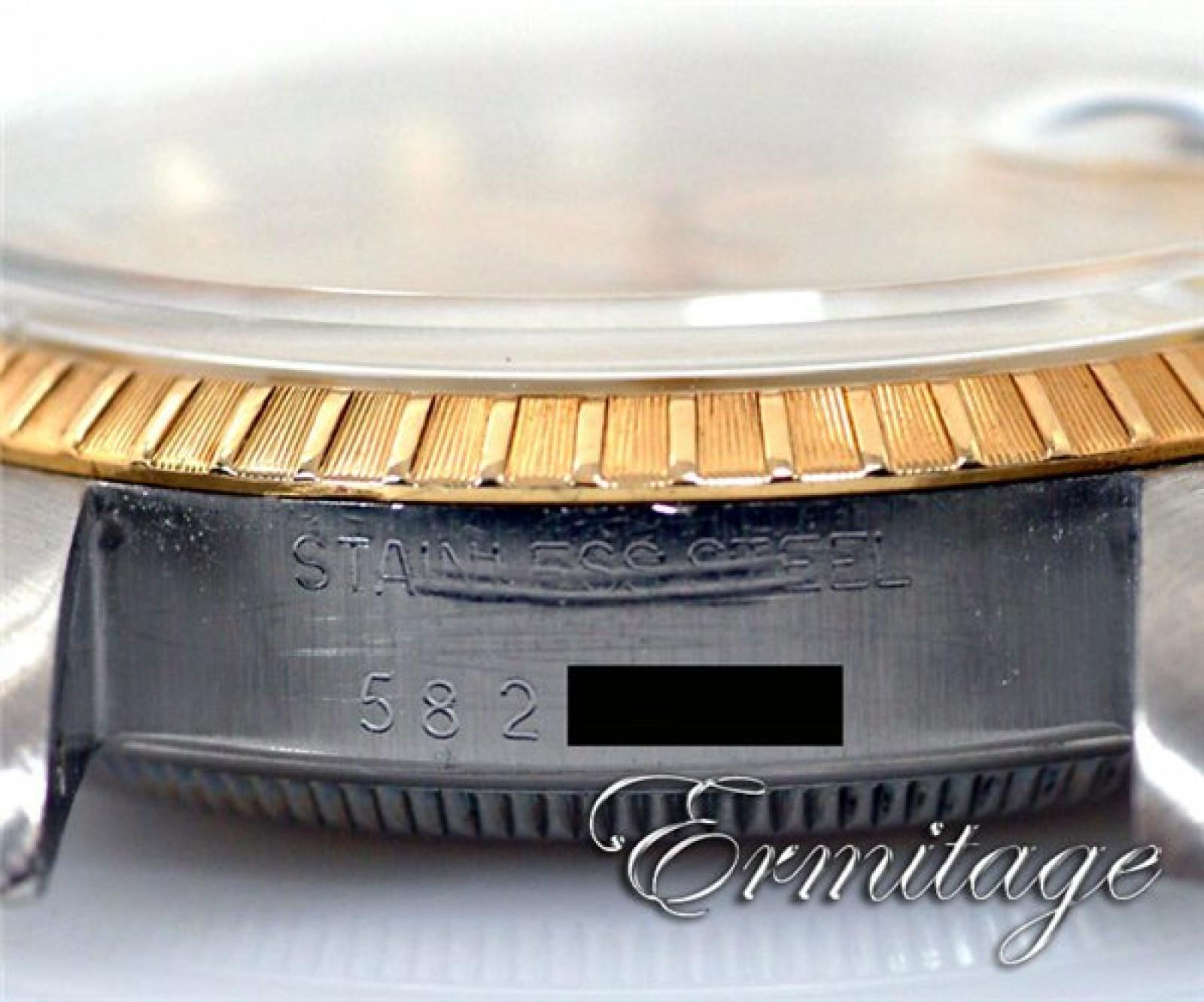 Rolex Oyster Perpetual Date 1505 Steel