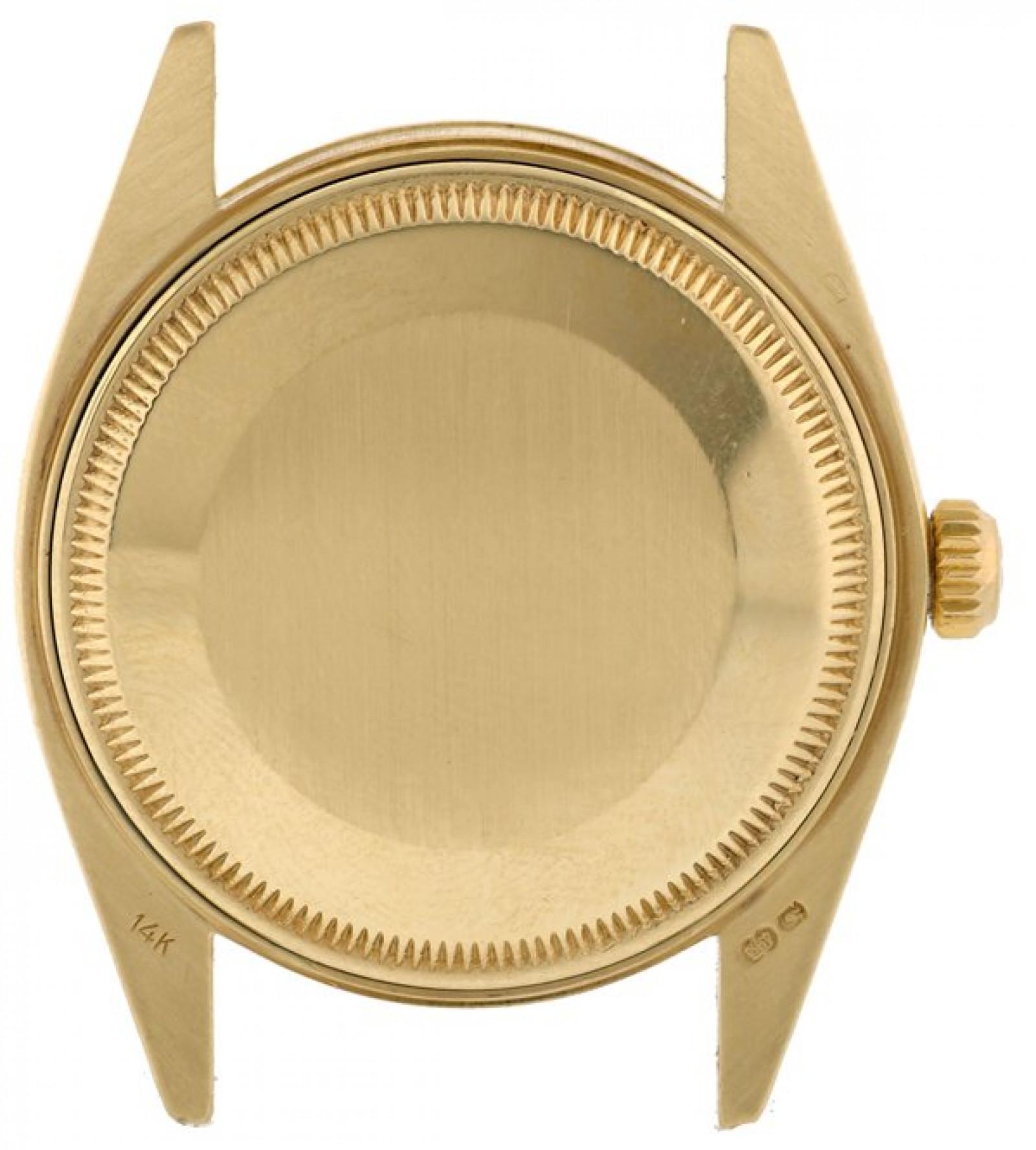 Vintage Rare Rolex Date 1503 Gold Year 1980