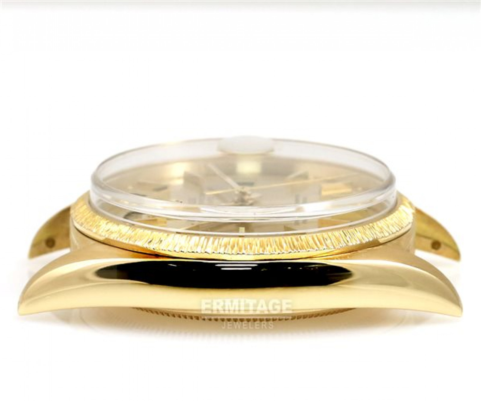 Vintage Rolex Day-Date 1807 Gold Year 1970 with Champagne Dial