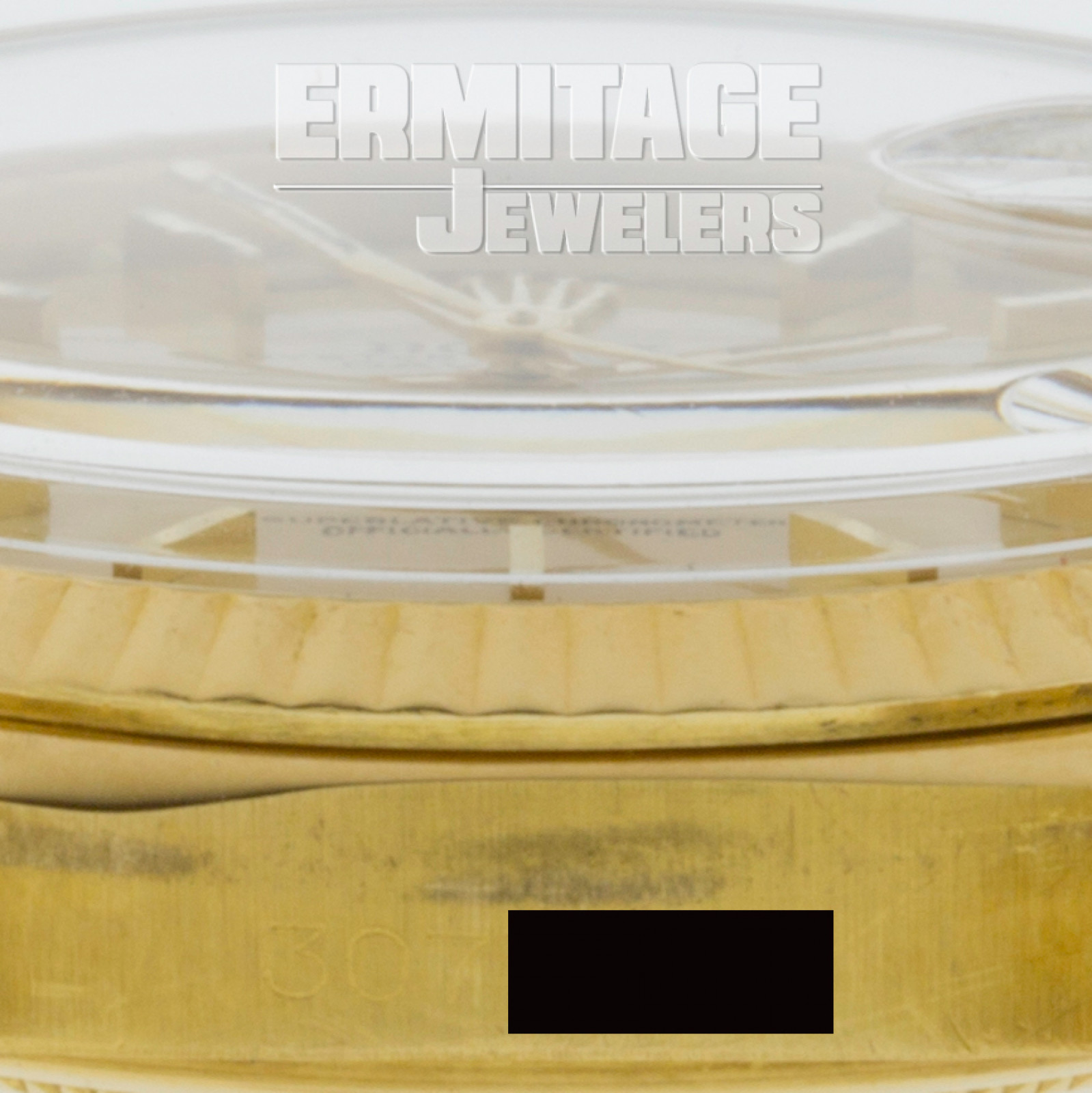 Gold on President Rolex Day-Date 1803 36 mm