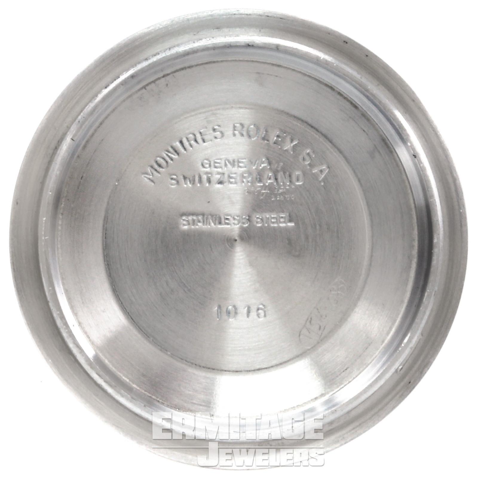 Vintage Rolex 1016 36 mm Steel on Oyster