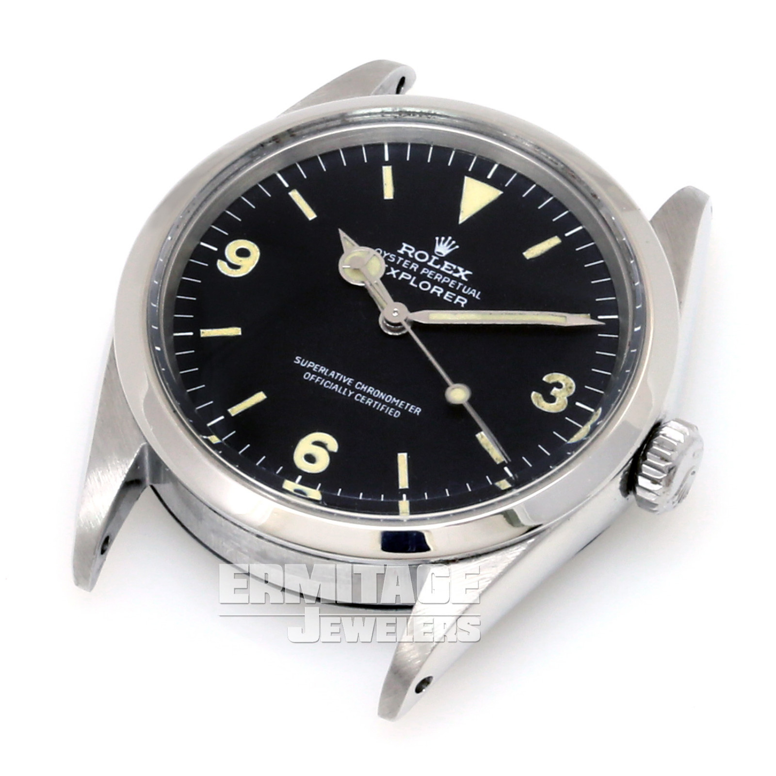 Vintage Rolex Explorer 1016 with 3-6-9 Dial