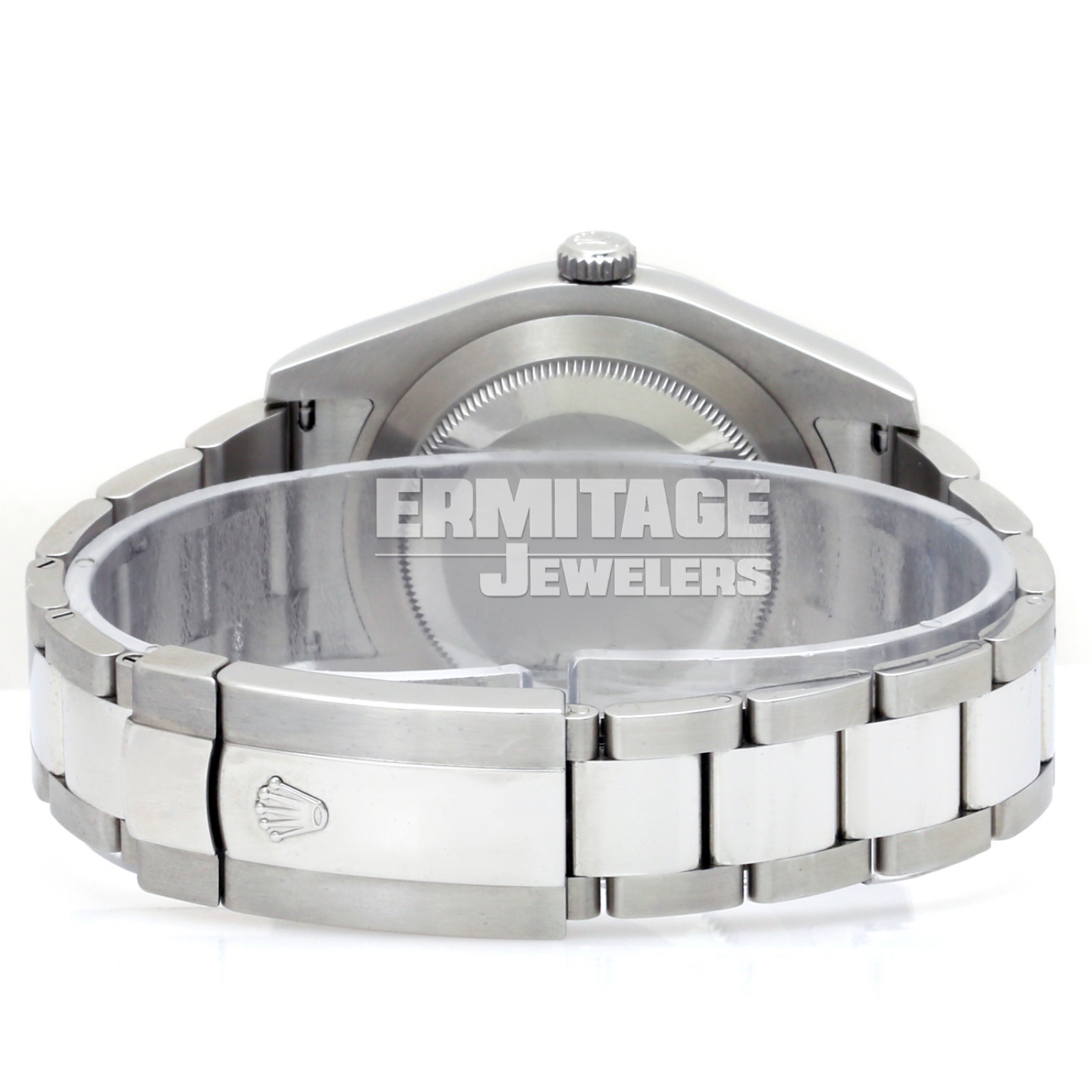 Steel on Oyster Rolex Datejust 116300 41 mm