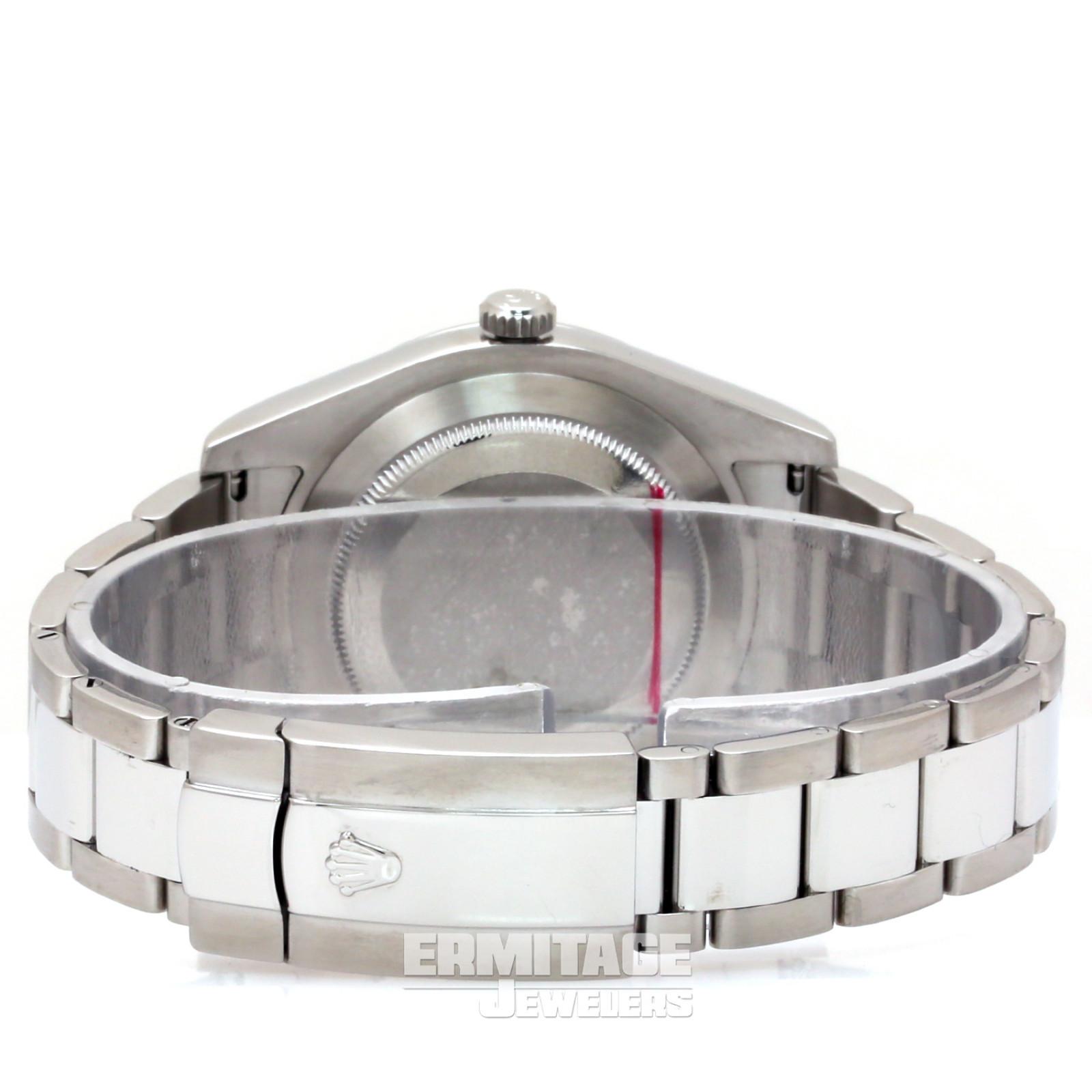 Stainless Steel Rolex Datejust 116300 41 mm