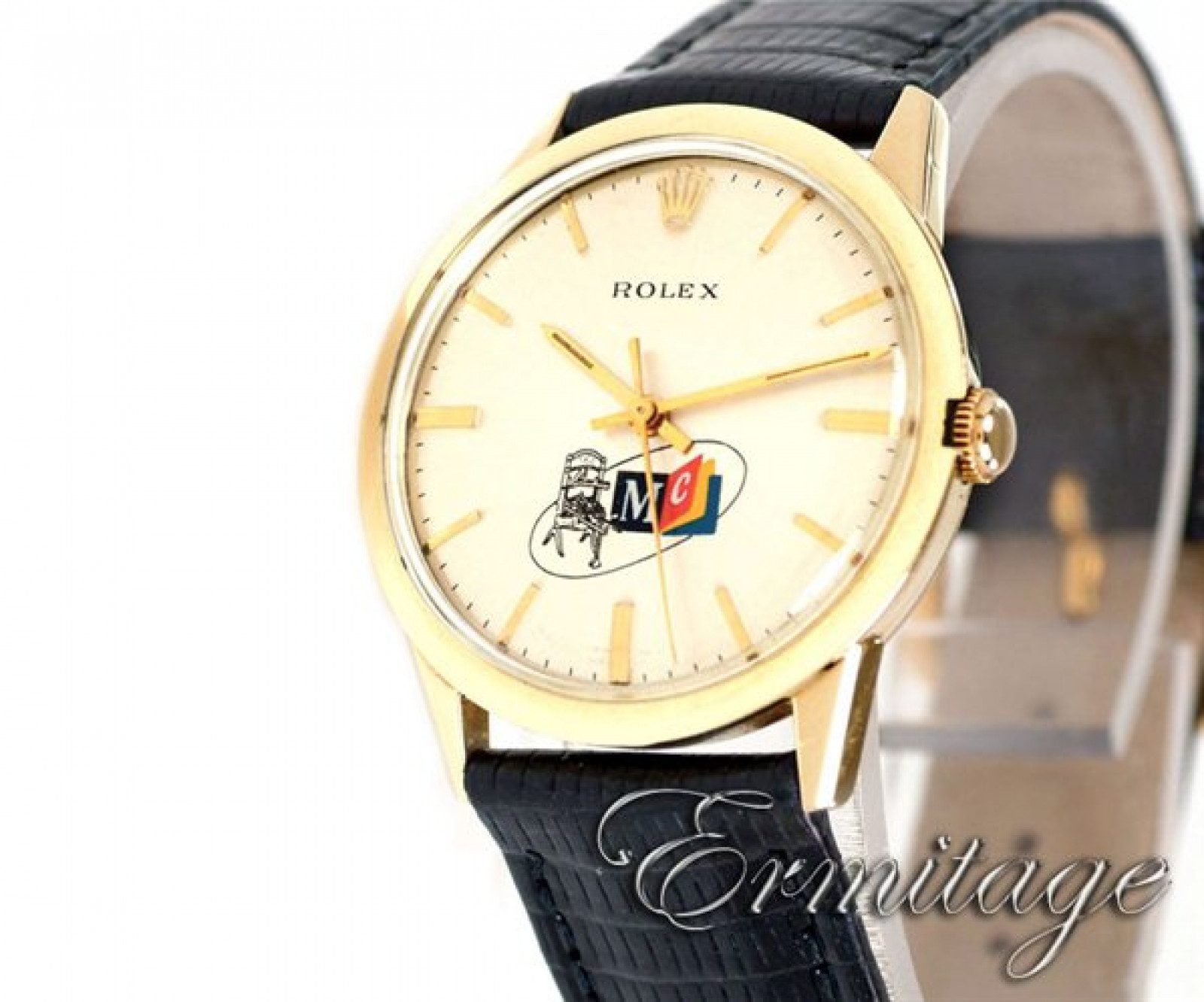 Rolex Oyster Perpetual Date 1520 Gold