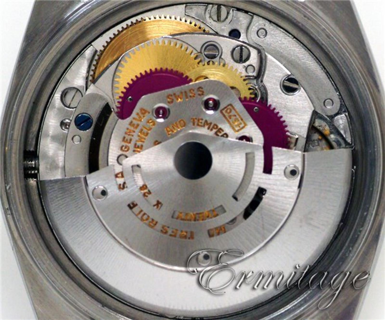 Vintage Rare Rolex Datejust 1601 Gold & Steel Year 1969