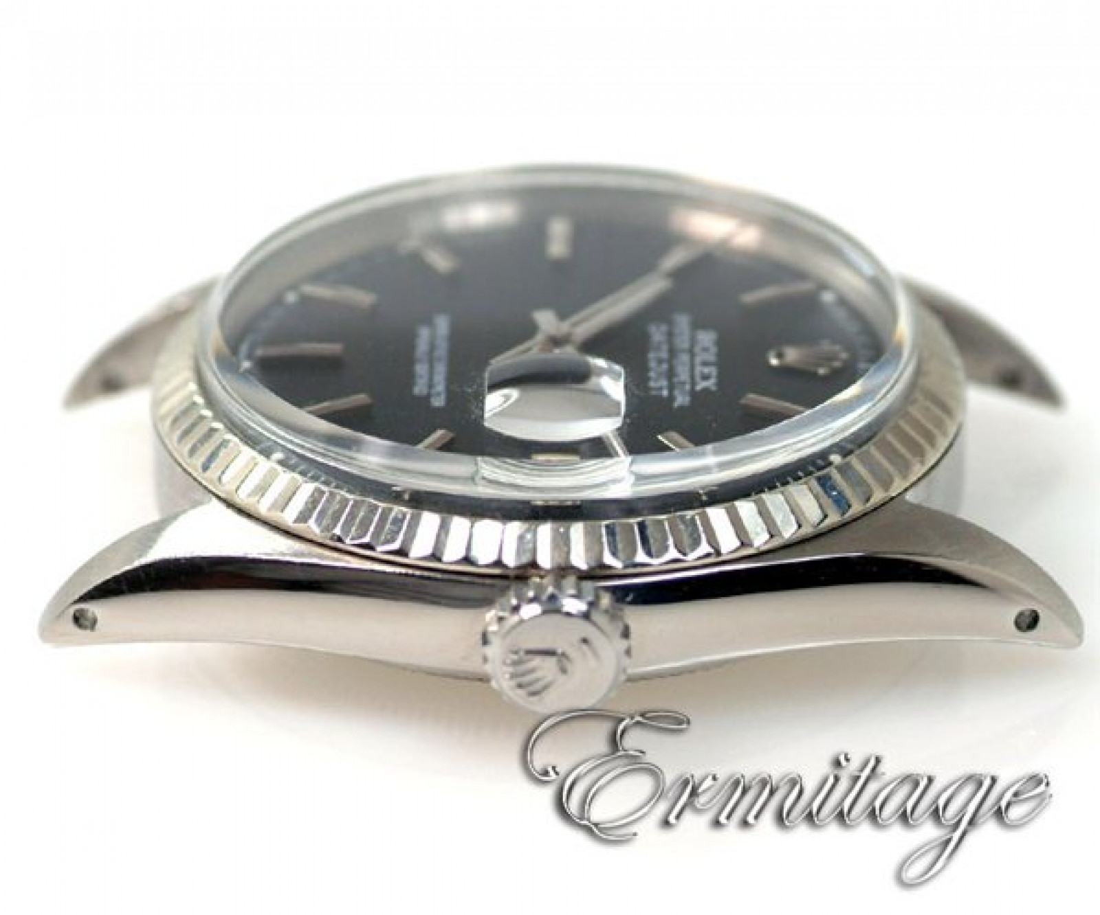 Vintage Rare Rolex Datejust 1601 Steel Year 1966