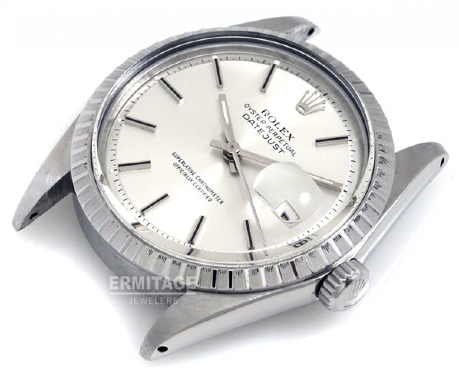 Rolex Oyster Perpetual Datejust 1601 Steel