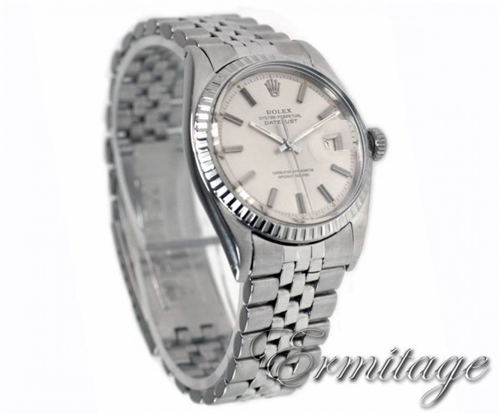 Vintage Rolex Datejust 1603 Steel Year 1965