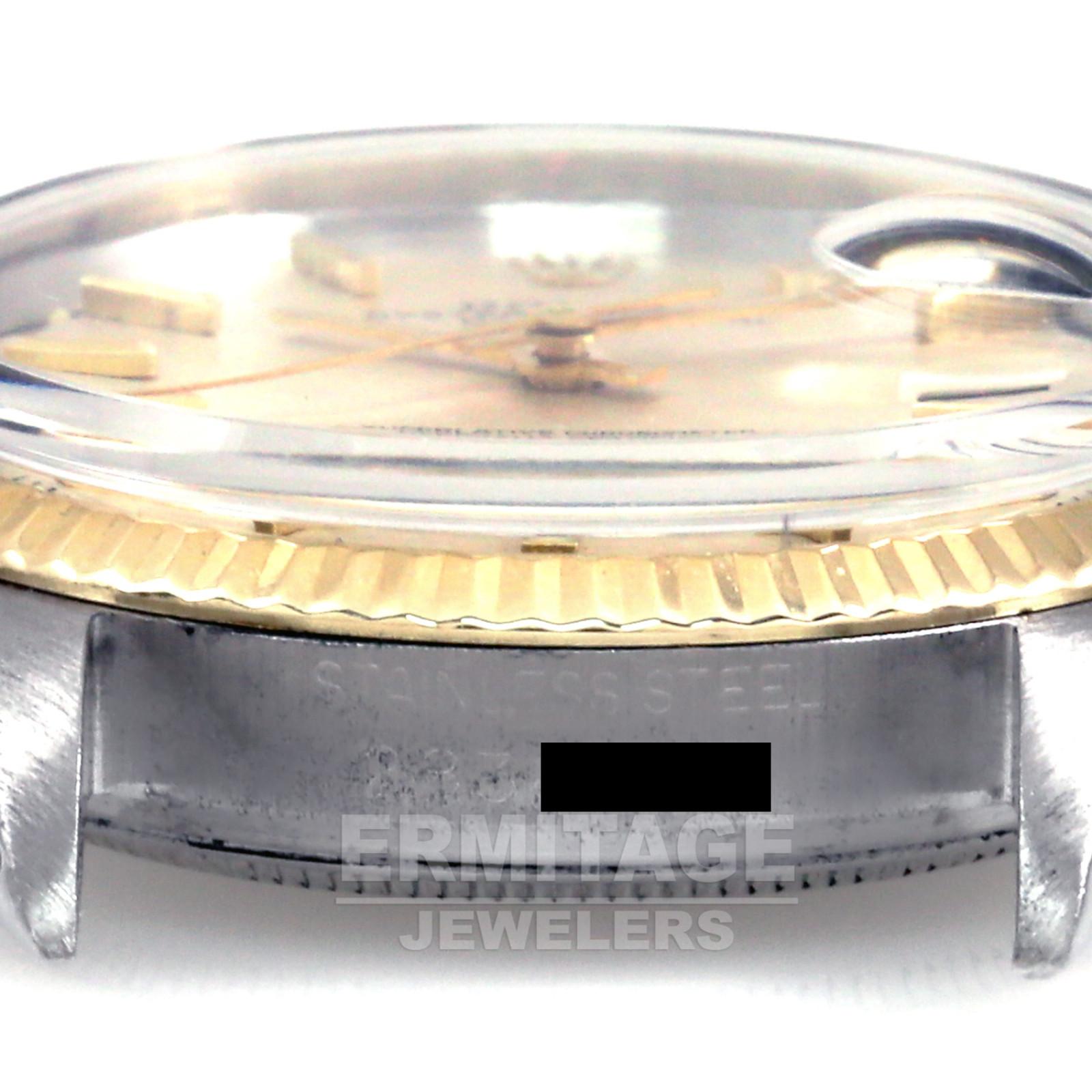 Vintage Rolex Men's Datejust 1601