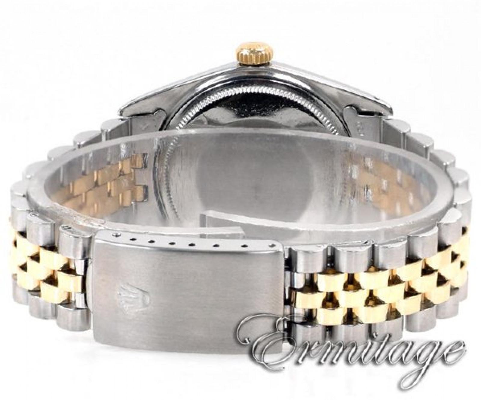 Vintage Rolex Datejust 1603 Gold & Steel Year 1968