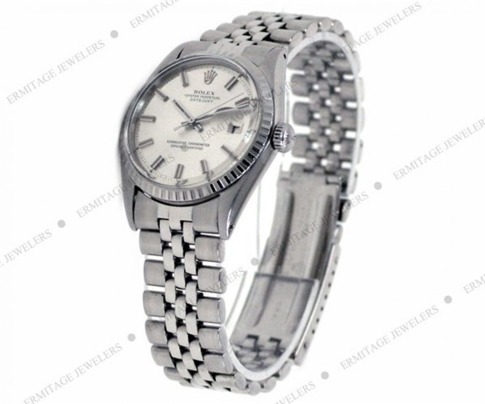 Vintage Rolex Datejust 1603 Steel Year 1967