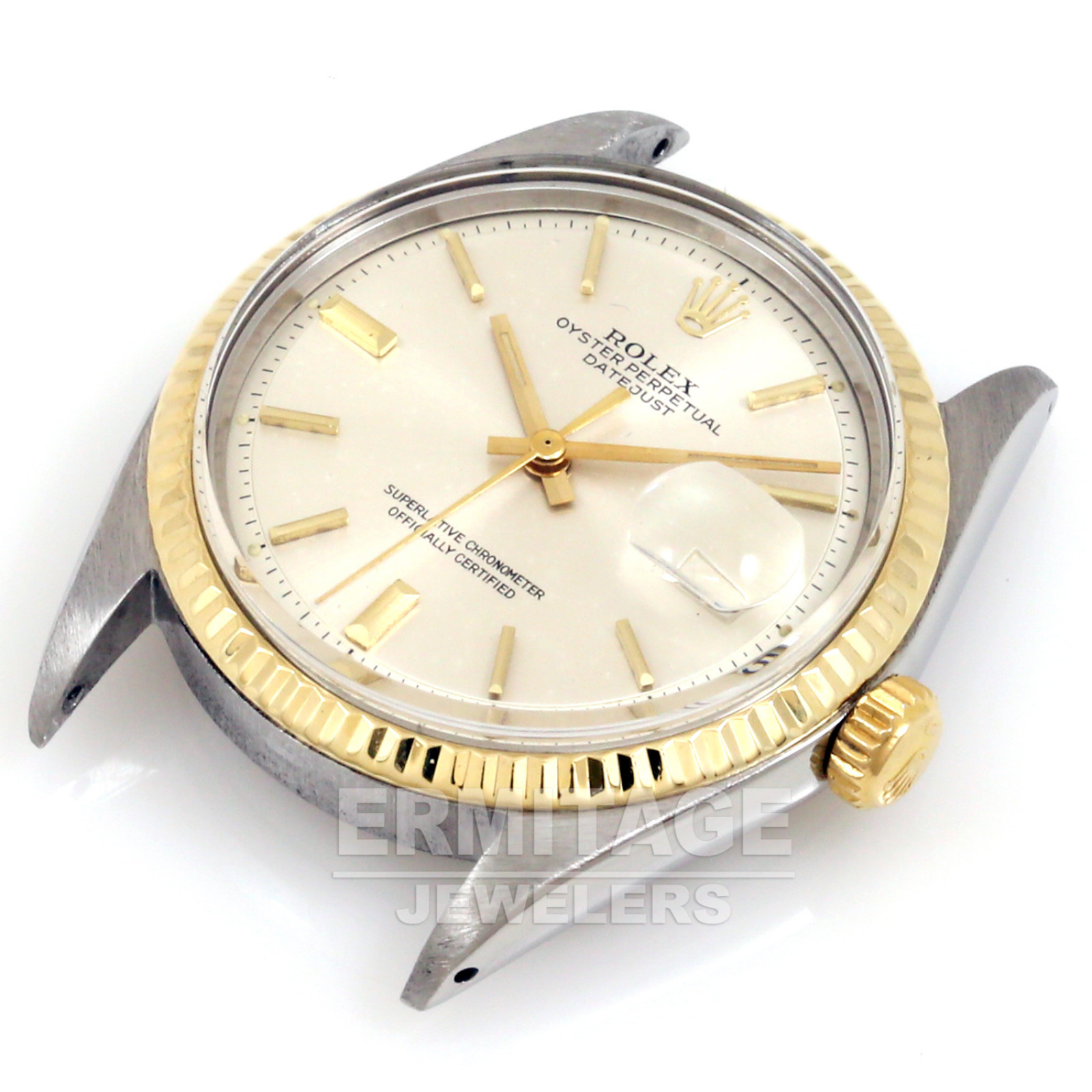 Vintage Rolex Men's Datejust 1601