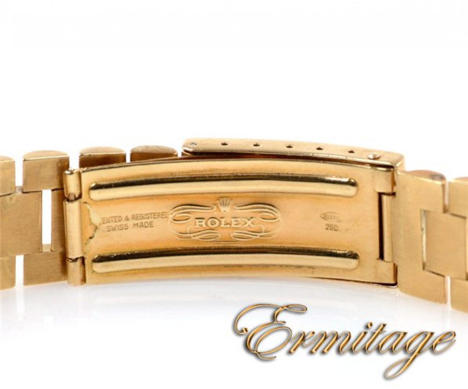 Vintage Rolex Datejust 6605 Gold