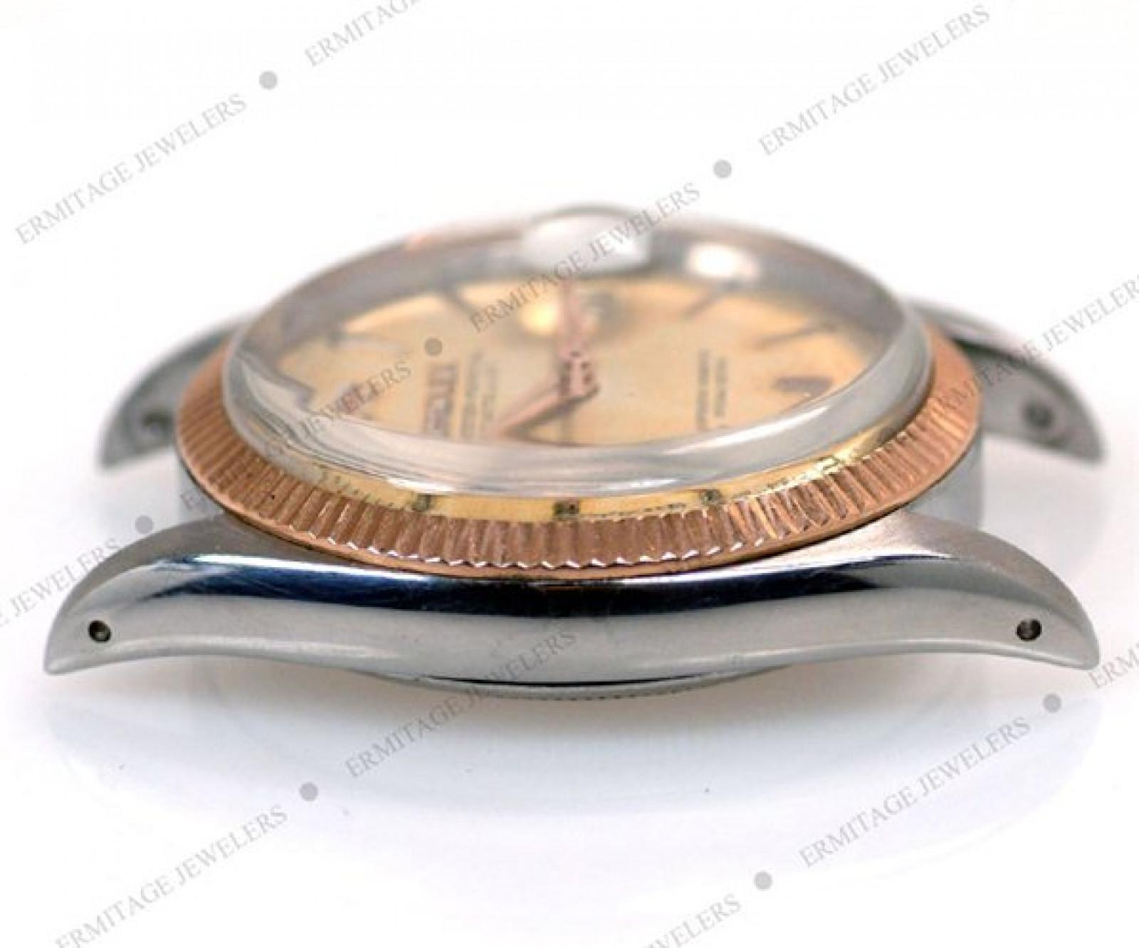Vintage Rolex Datejust 6605 Steel