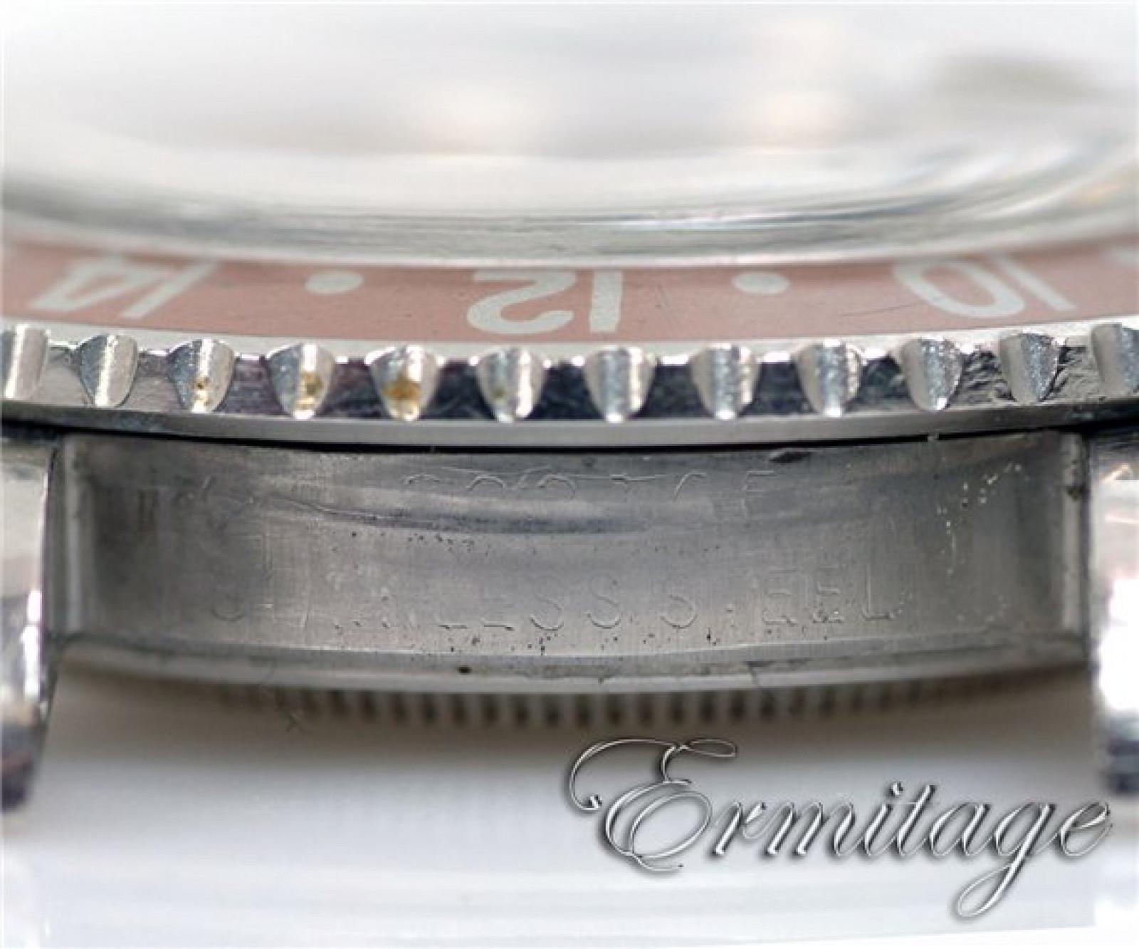 Vintage Rolex GMT-Master 1675 Steel Year 1960