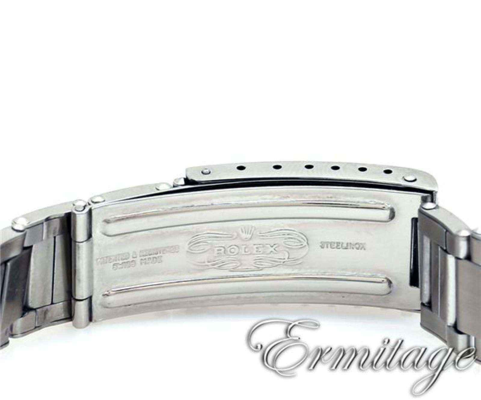 Vintage Rolex GMT-Master 1675 Steel Year 1966