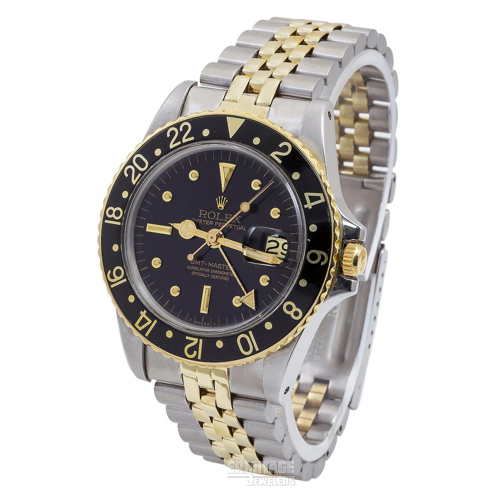 Rolex GMT-Master Ref. 1675