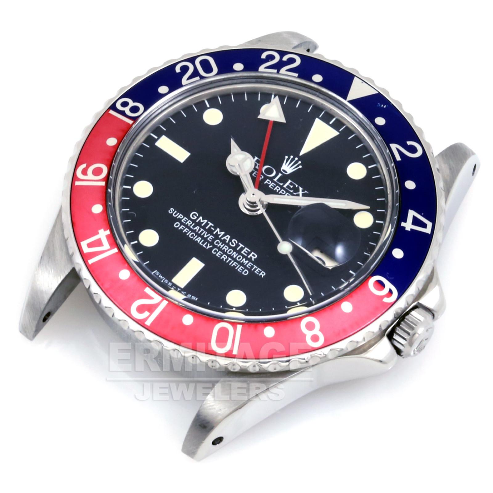 Vintage Rolex GMT-Master 1675