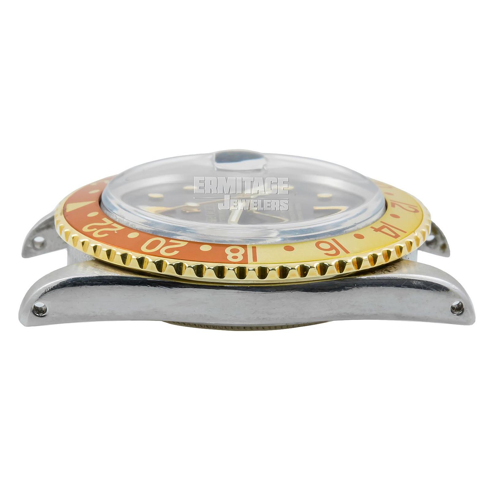 1971 Brown Rolex GMT-Master Ref. 1675