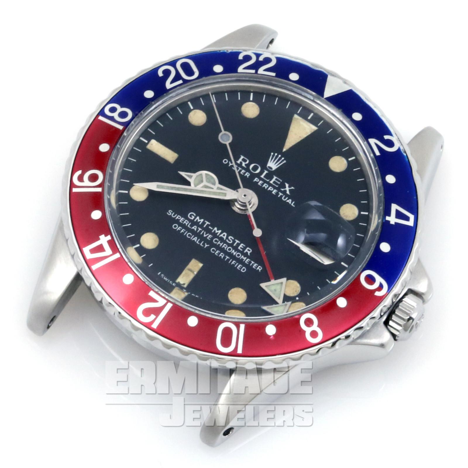 Vintage Rolex GMT-Master 1675 in Oyster