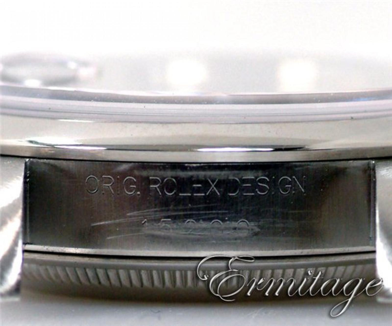 Rolex Date 15200 Steel Black 1998