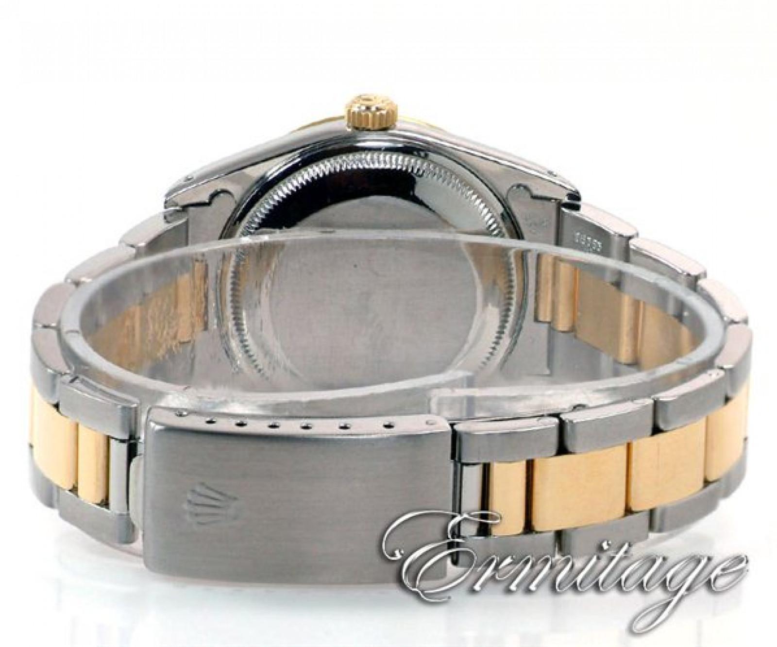 Rolex Date 15053 Gold & Steel Champagne 1990