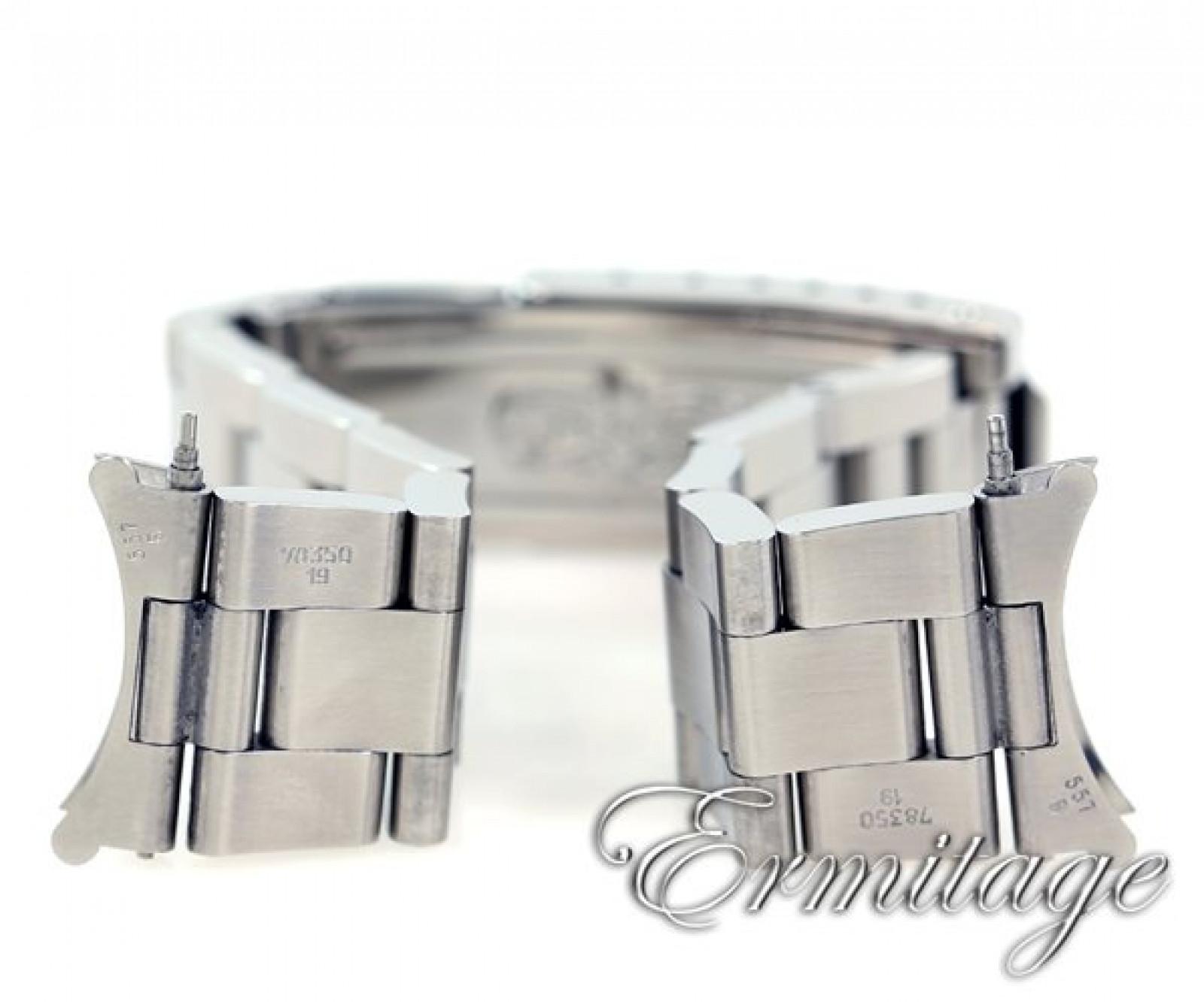 Rolex Date 15200 Steel White 1991
