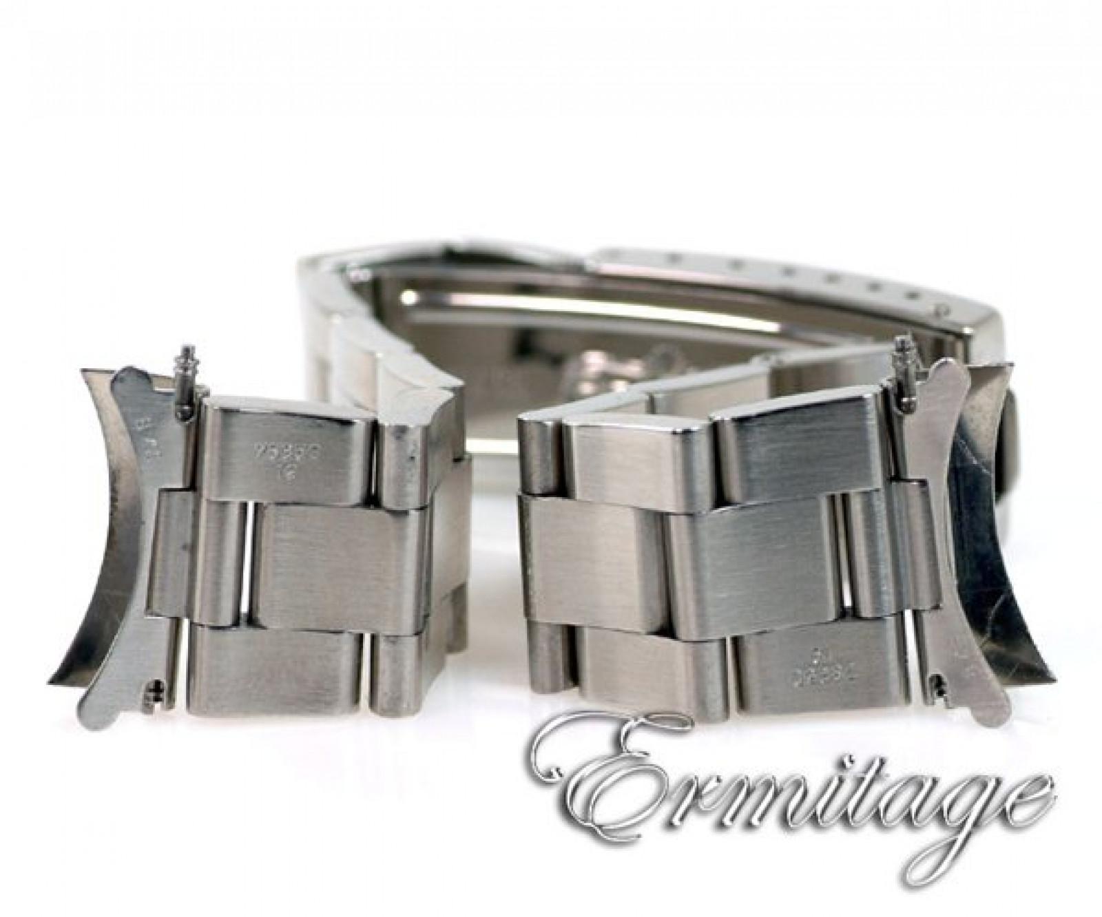 Rolex Date 15200 Steel Black 1996