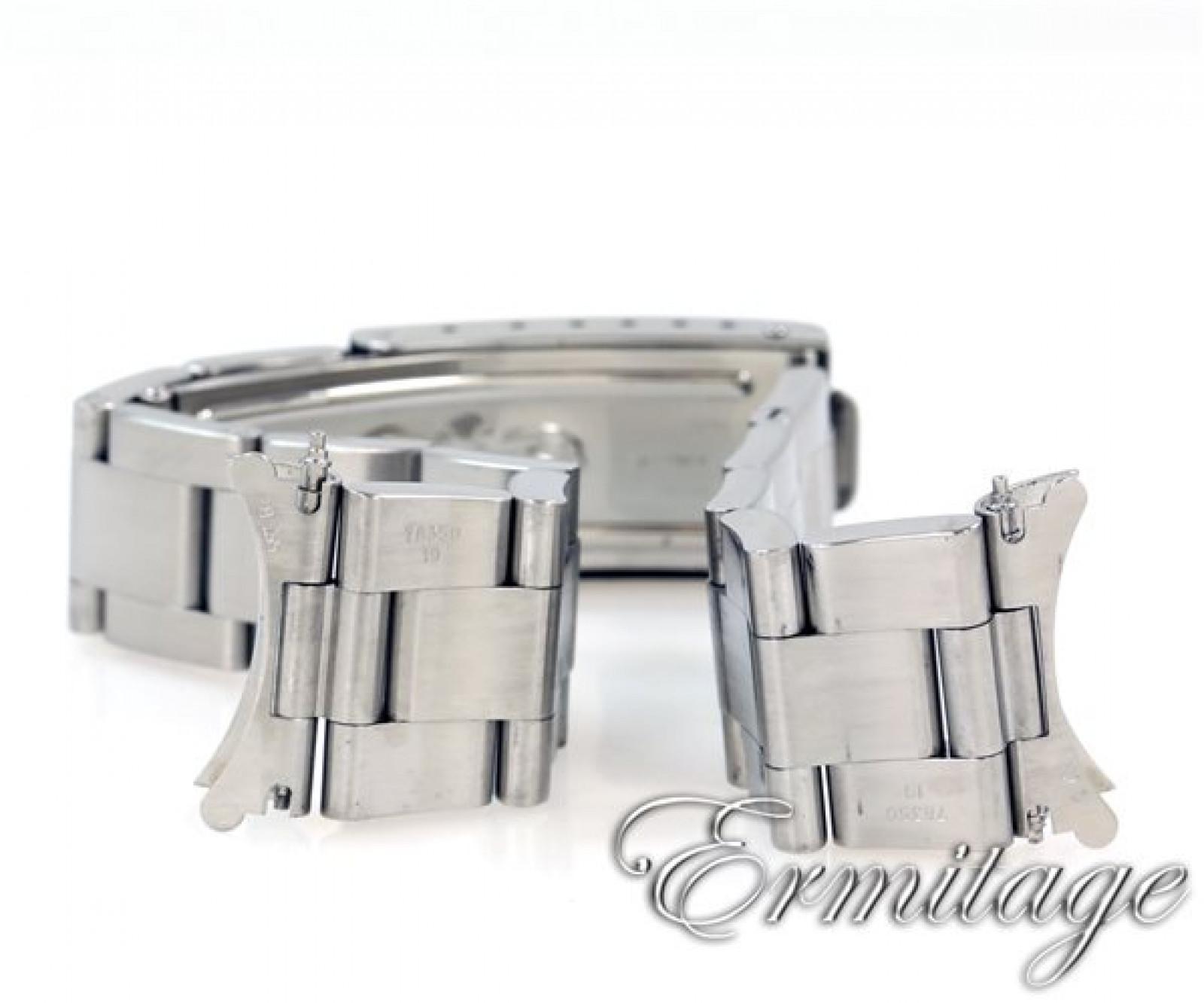 Rolex Date 15200 Steel White 1992