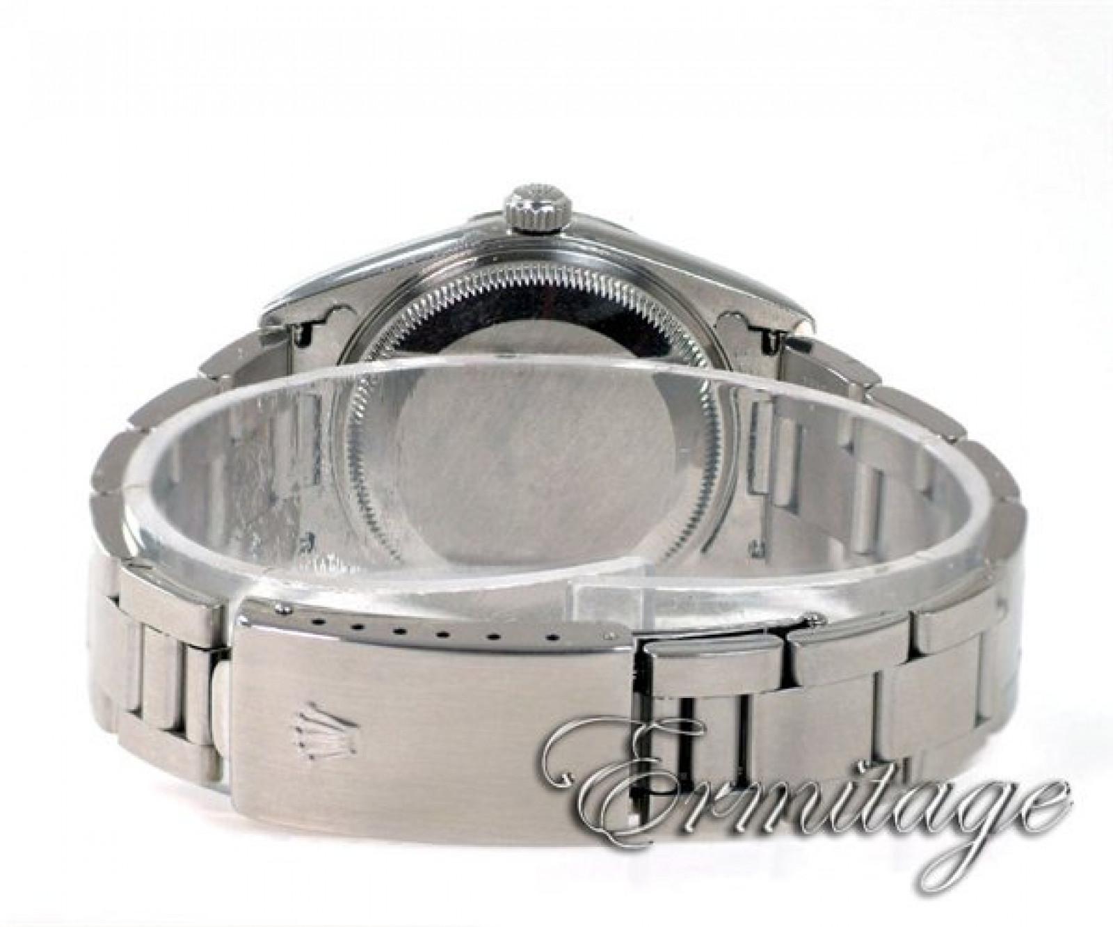 Rolex Date 15200 Steel Silver Dial 2001