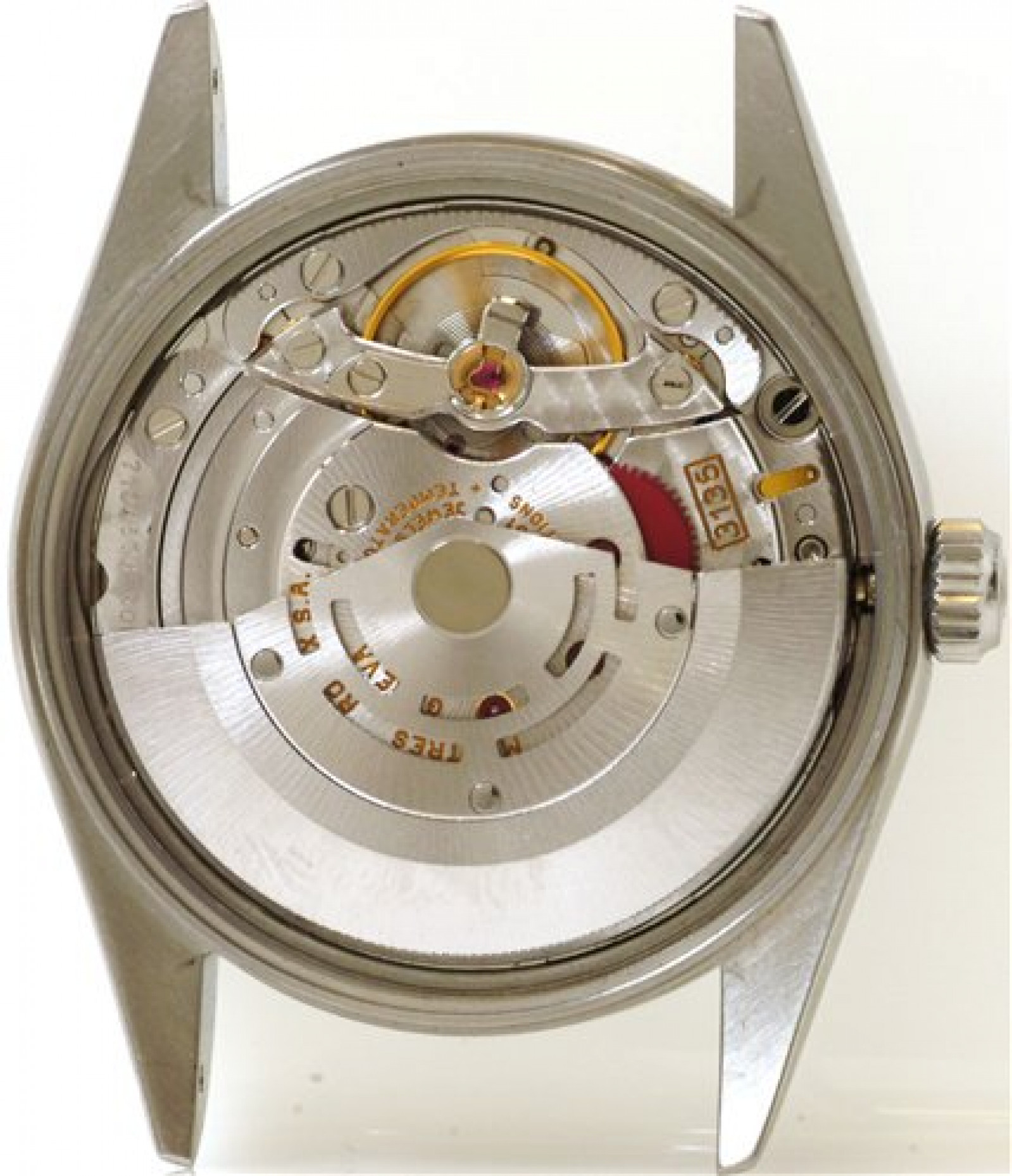 Rolex Date 15200 Steel Blue 1995