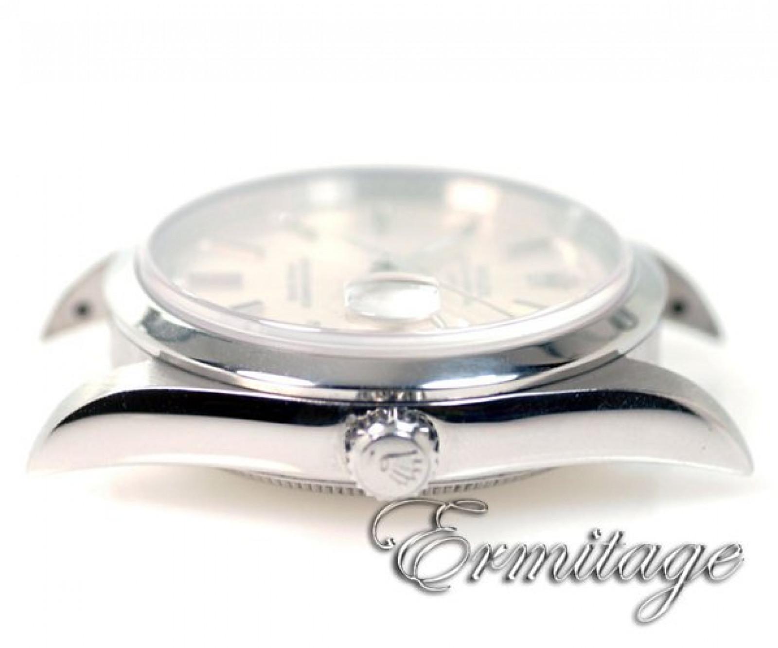 Rolex Date 15200 Steel Silver Dial 1999