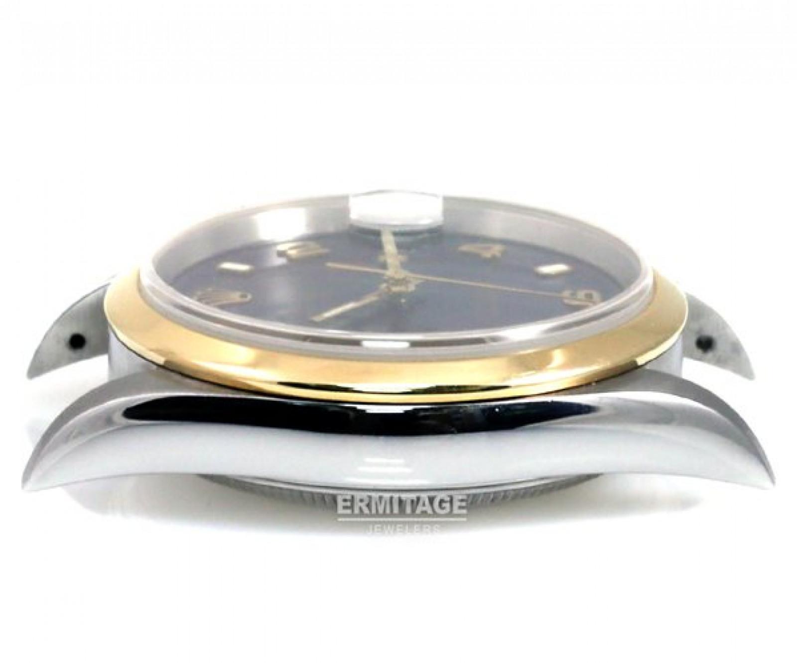 Rolex Date 15203 Gold & Steel Year 2003