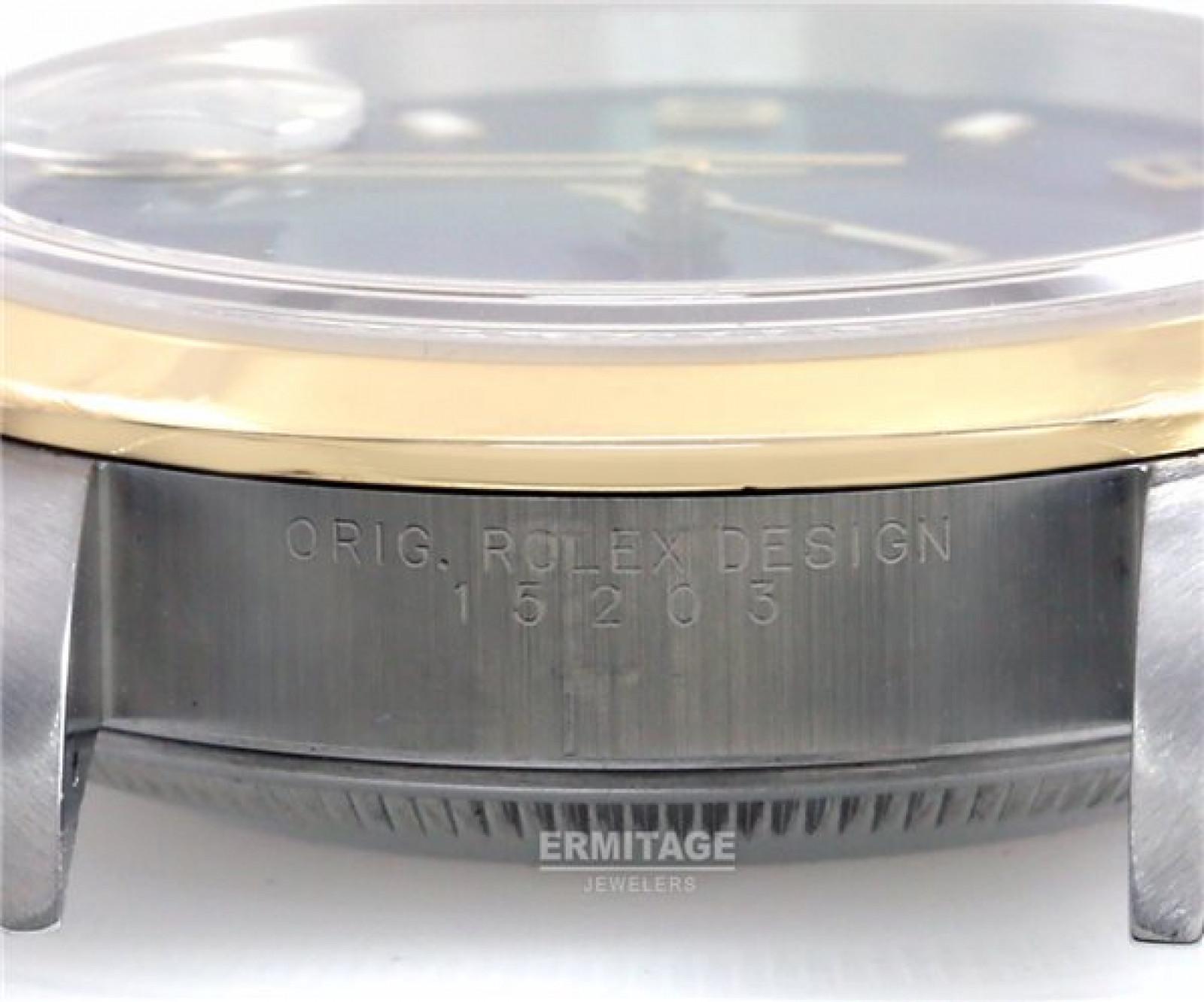 2004 Rolex Date Ref. 15203
