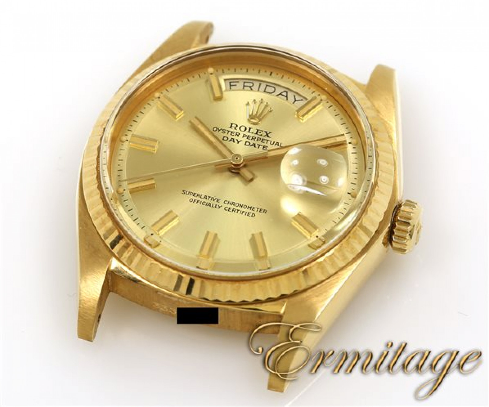Vintage Rolex Day-Date 1803 Gold Year 1973 1973