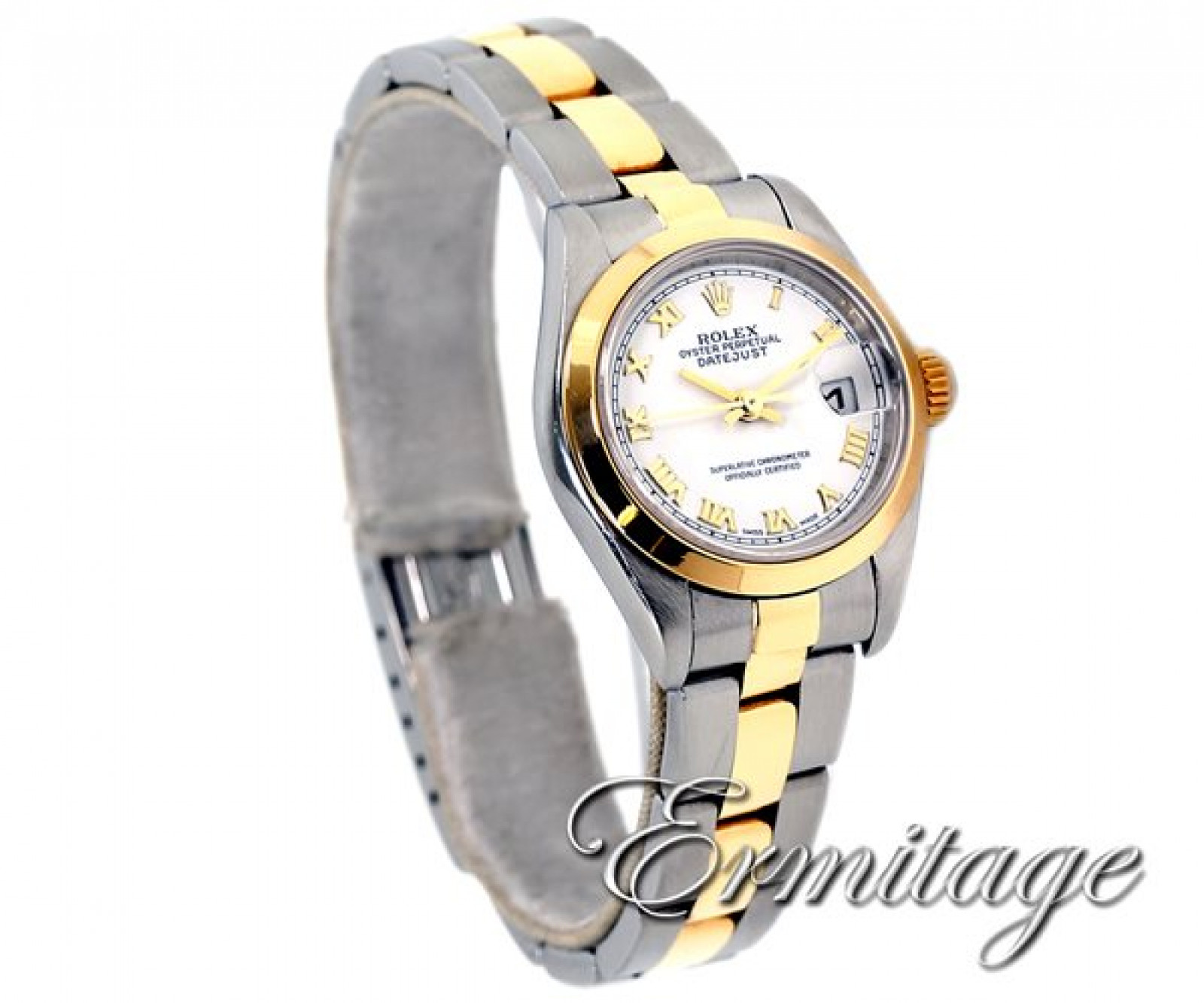 Ladies Rolex Datejust 69163 with Oyster Bracelet