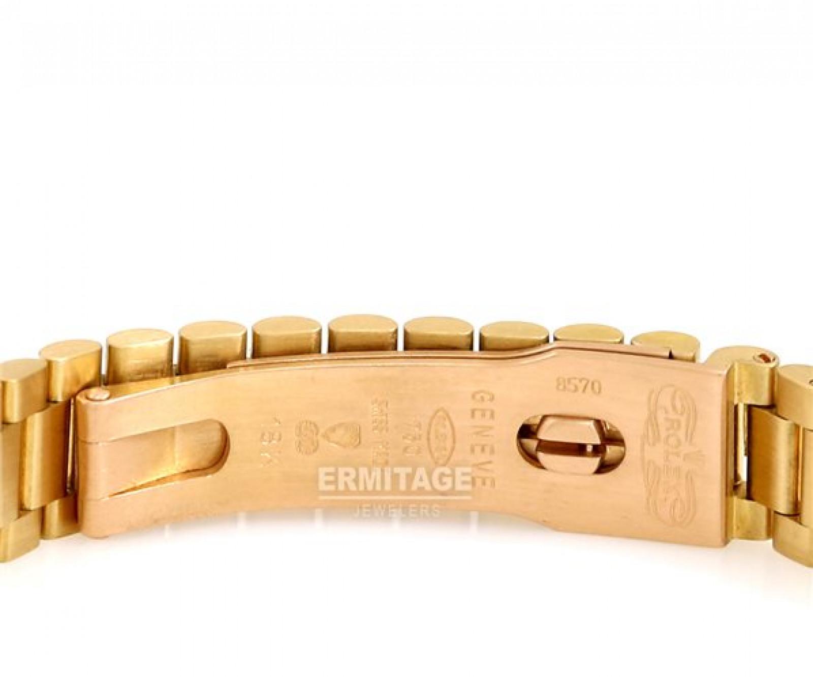Champagne Diamond Bezel & Dial Rolex Datejust 69138