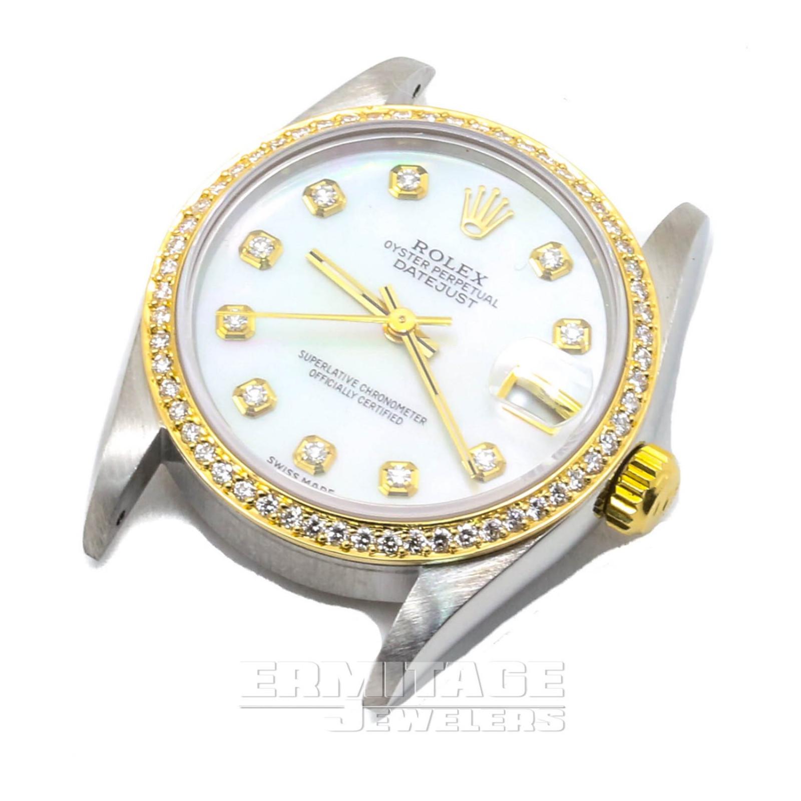 Rolex Mid-Size Ladies Watch 68273 5246
