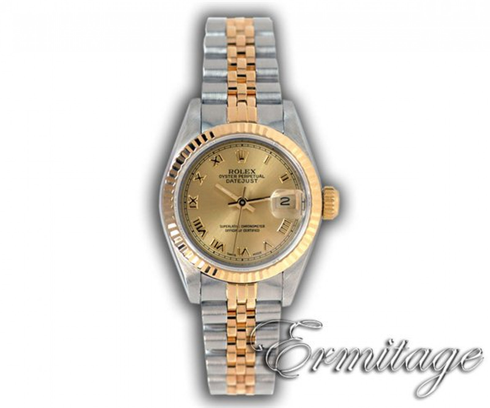Pre-Owned Ladies Rolex Datejust 69173 Year 1986