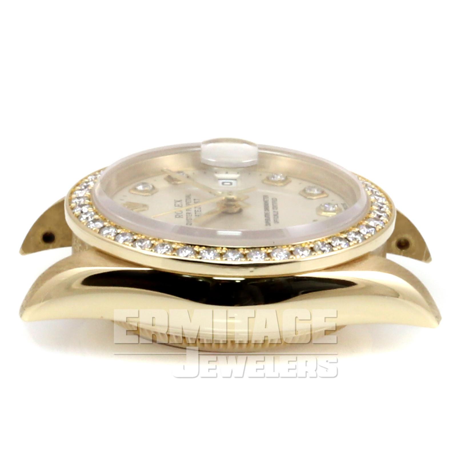 Rolex President Ladies Watch 69138 4995