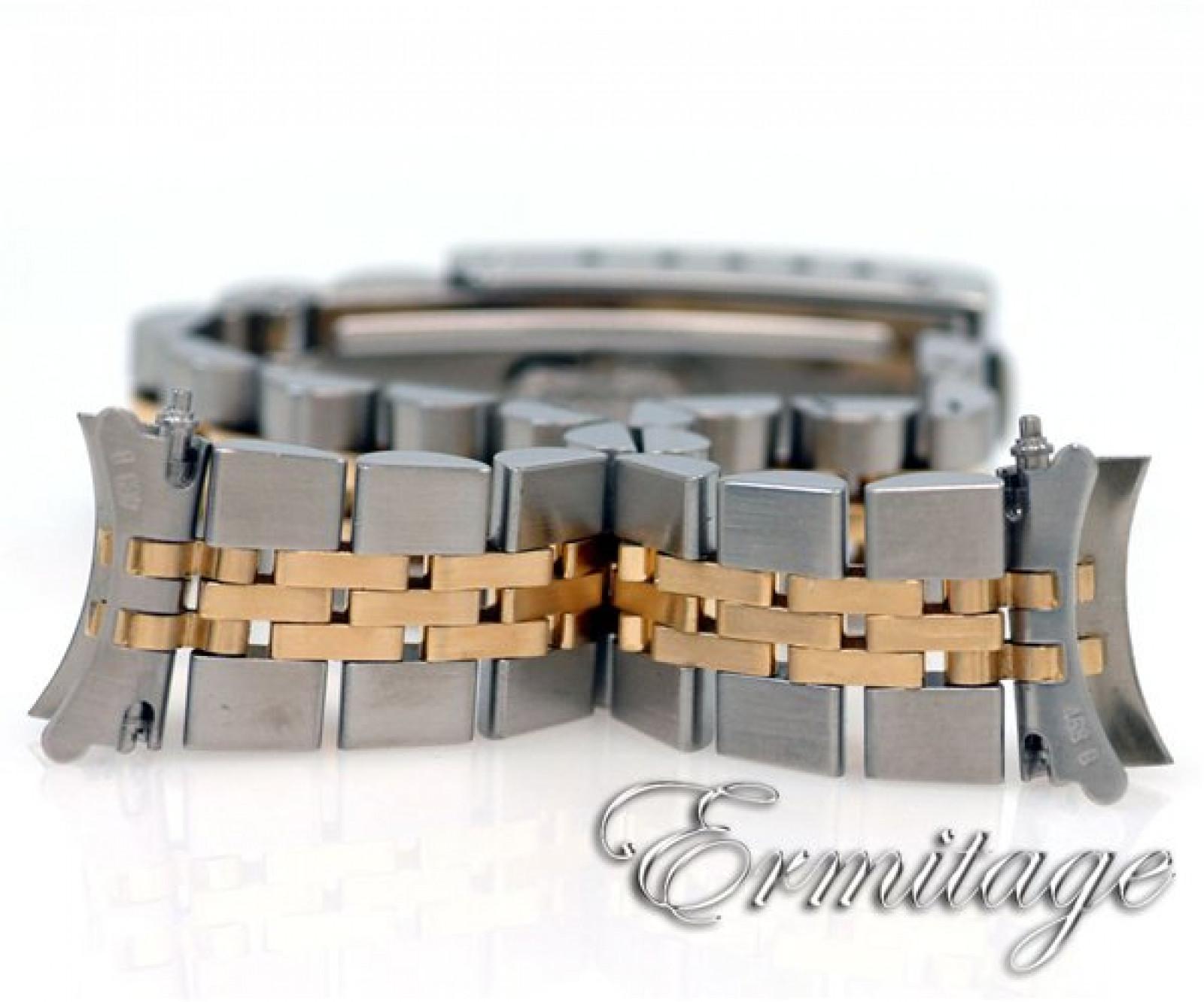 Ref 69173 - Rolex Women's Datejust Gold & Steel