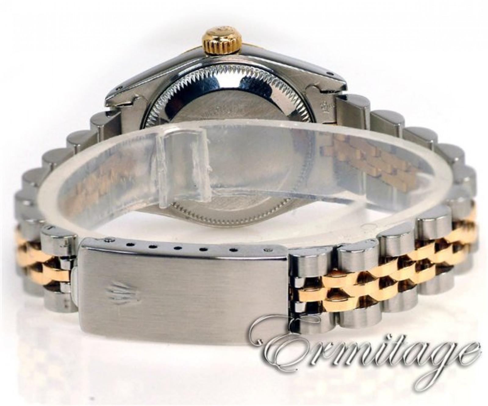 Blue Diamond Dial Rolex Datejust 69173