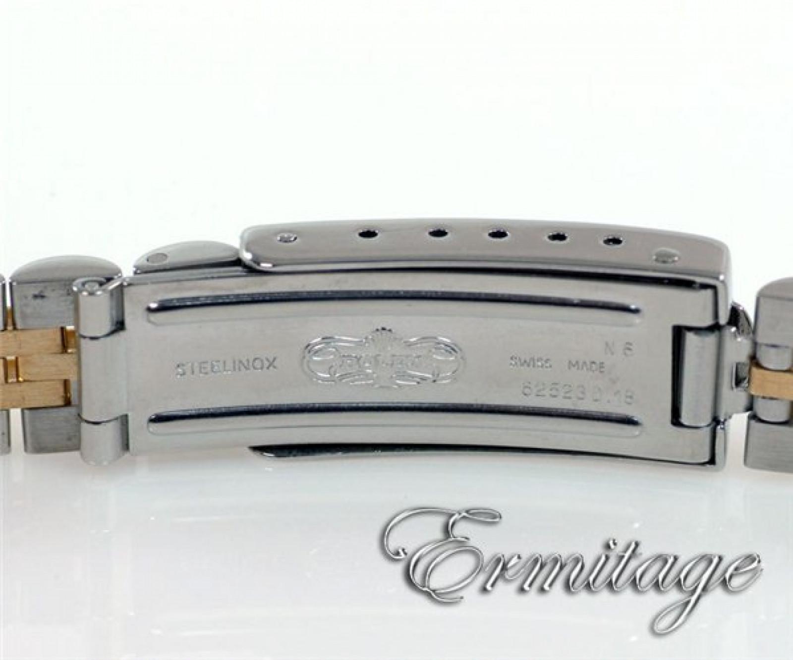 Rolex Datejust 69173 Gold & Steel 1990
