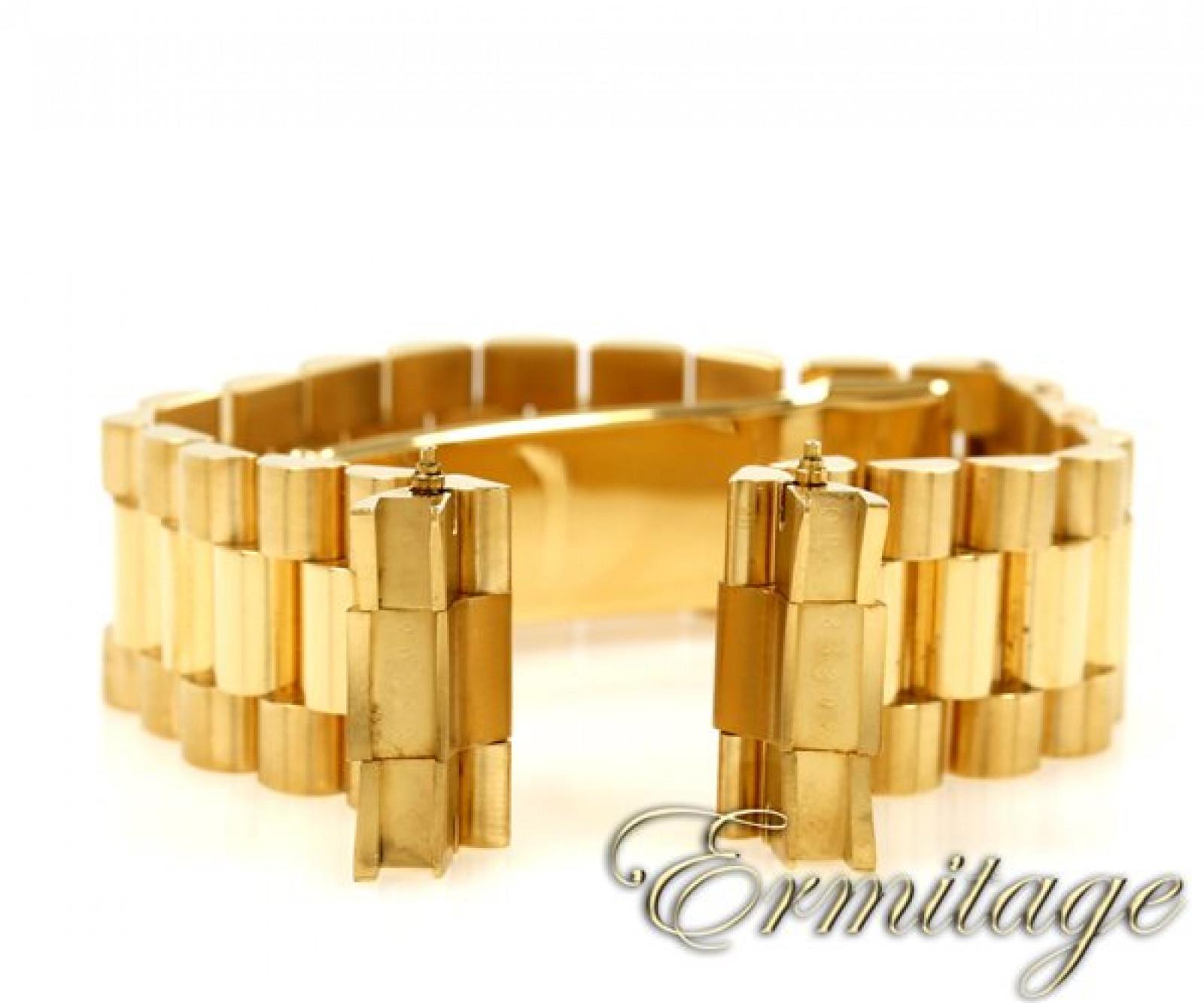 Champagne Diamond Dial Rolex Day-Date 118238