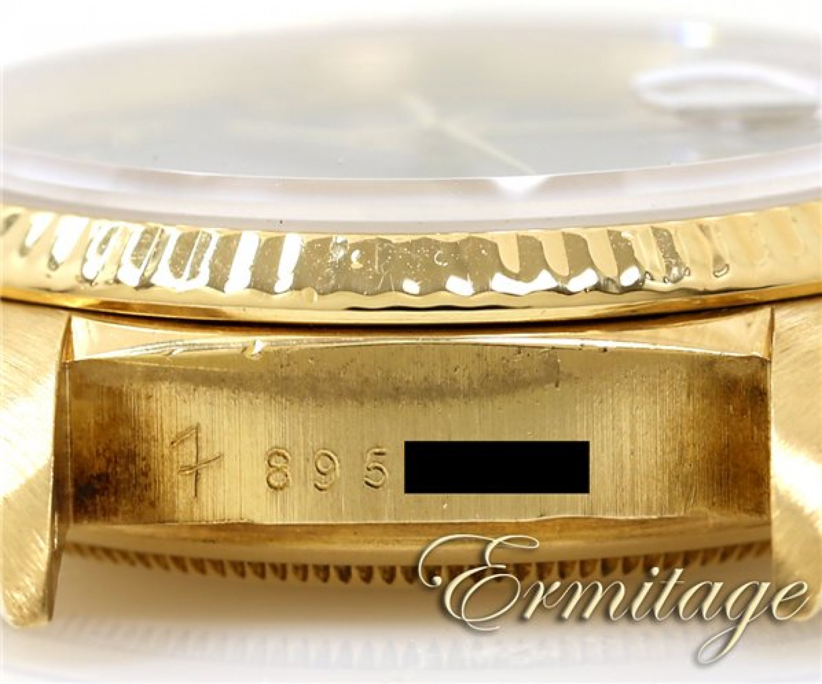 Rolex President Day-Date 18038 Gold Blue