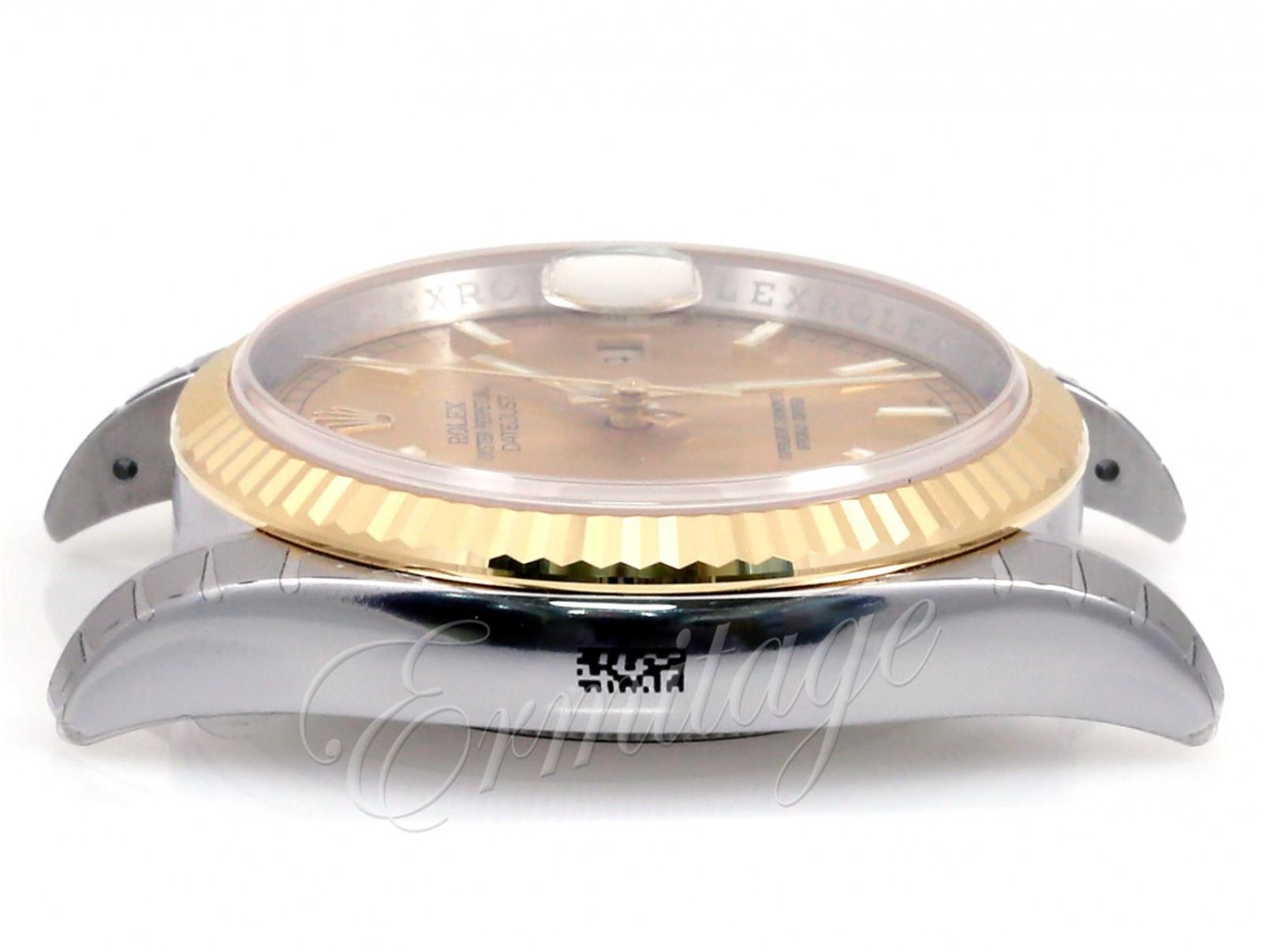 2014 Champagne Rolex Datejust Ref. 116233